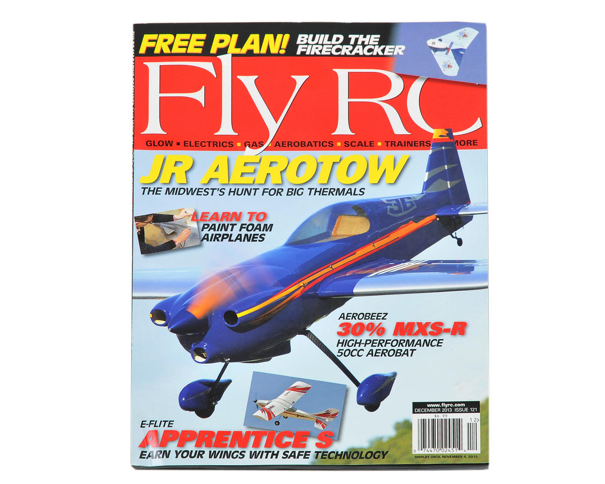 Fly RC Magazine - December 2013 Issue