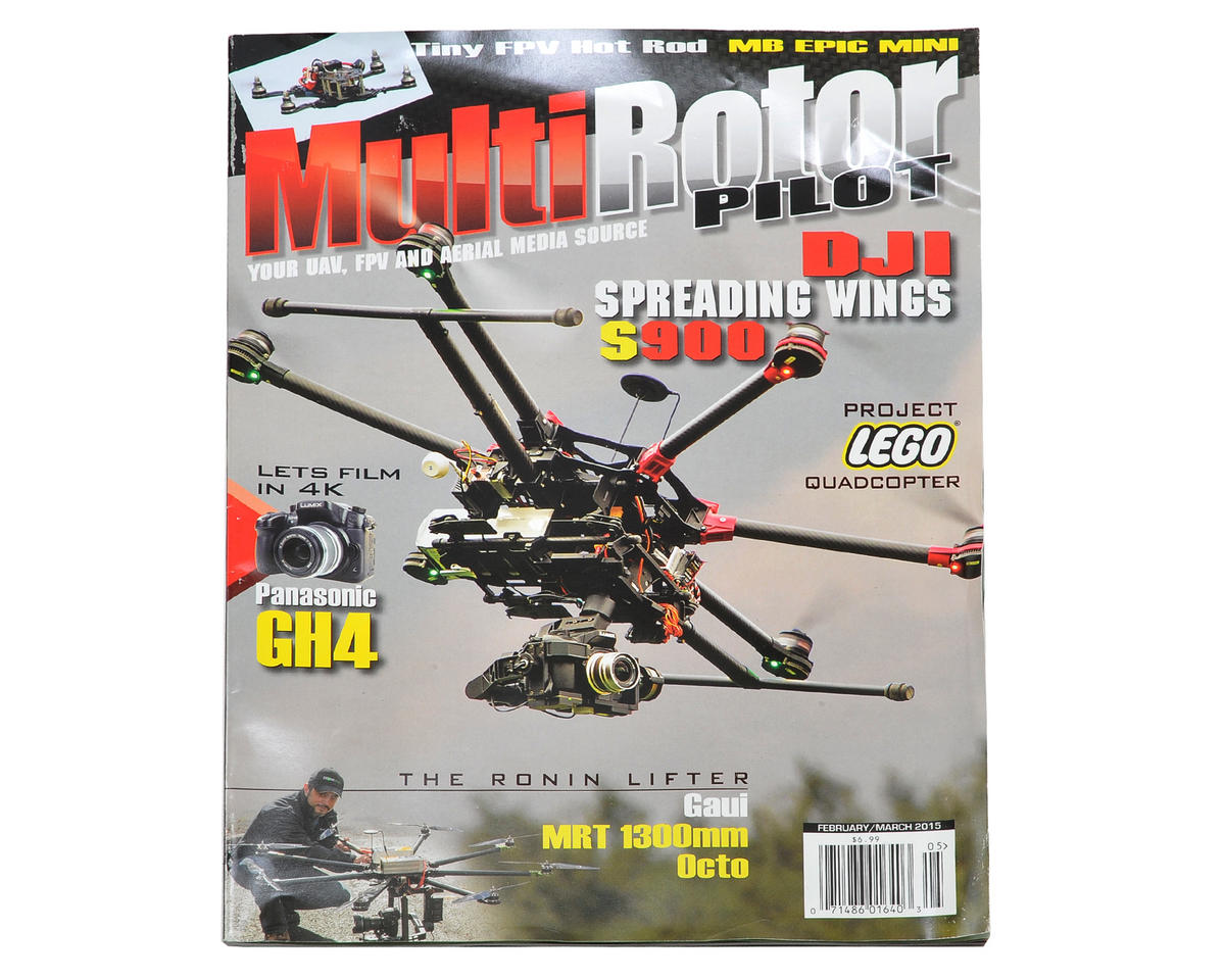 MultiRotor Pilot Magazine Vol.5 - February/March 2015