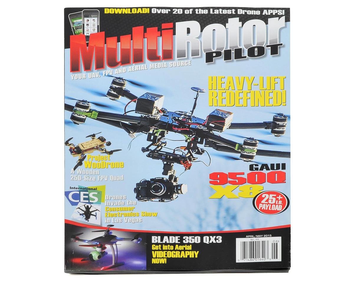 MultiRotor Pilot Magazine Vol. 6 - April/May 2015