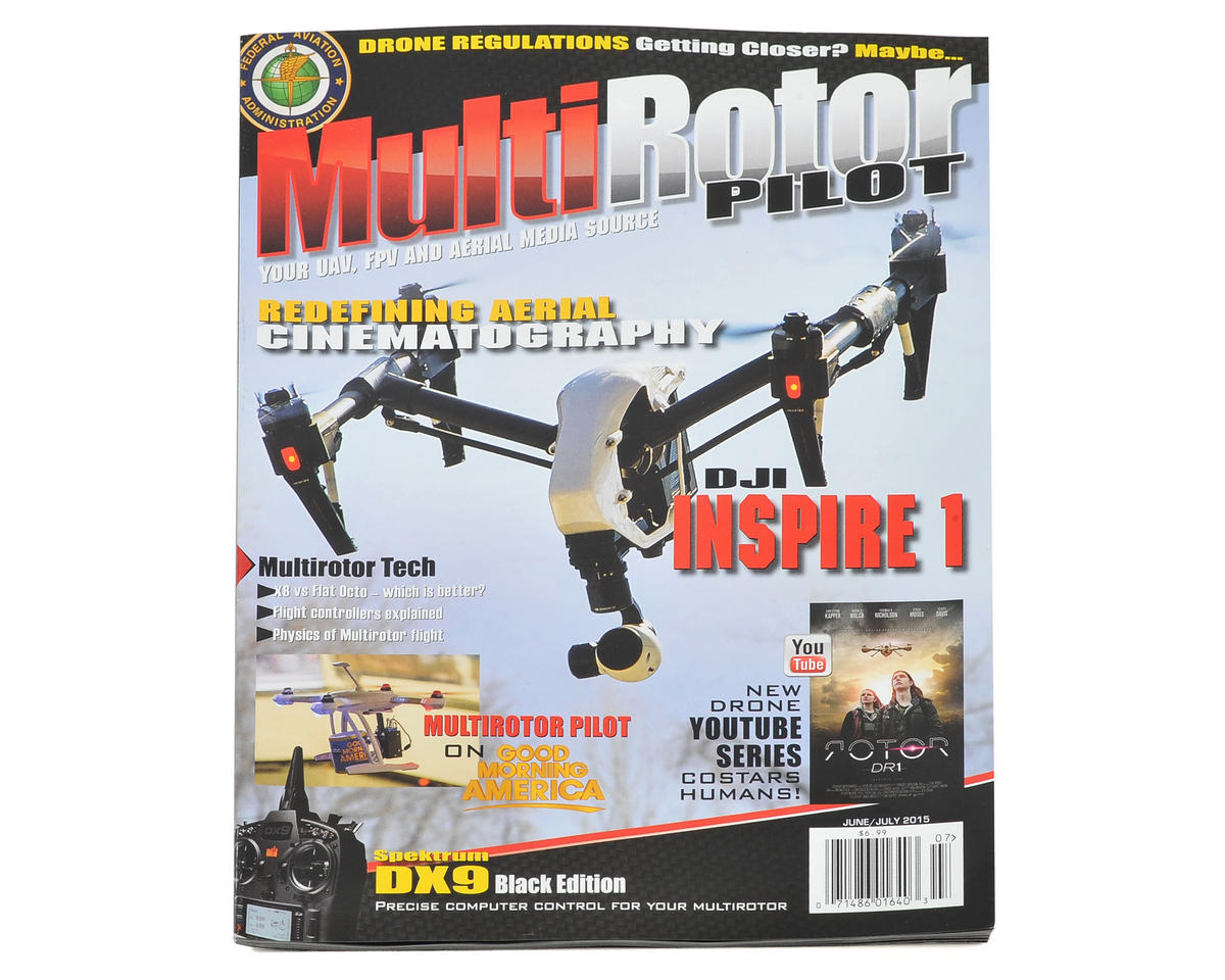 MultiRotor Pilot Magazine Vol.7 - June/July 2015