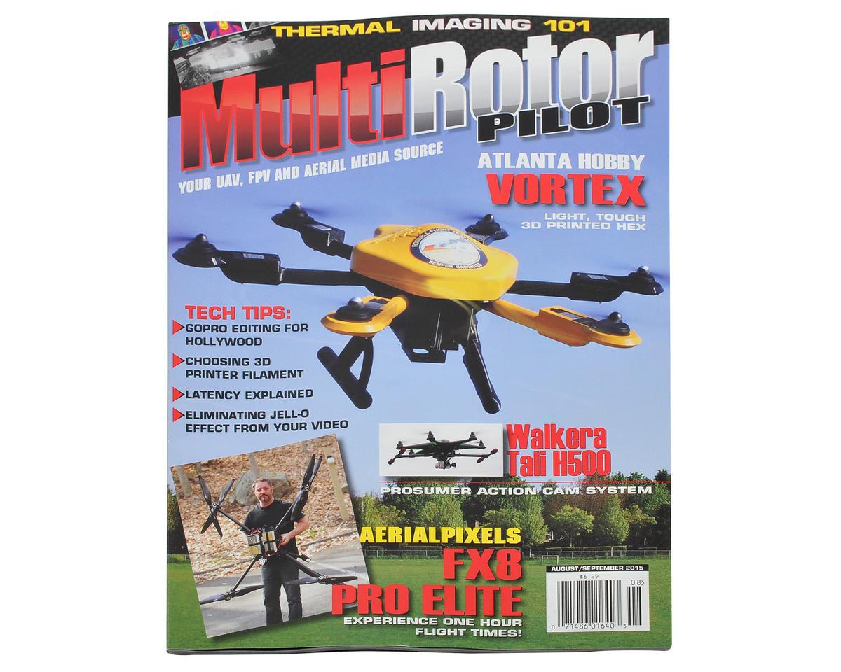 MultiRotor Pilot Magazine Vol.7 - August/September 2015