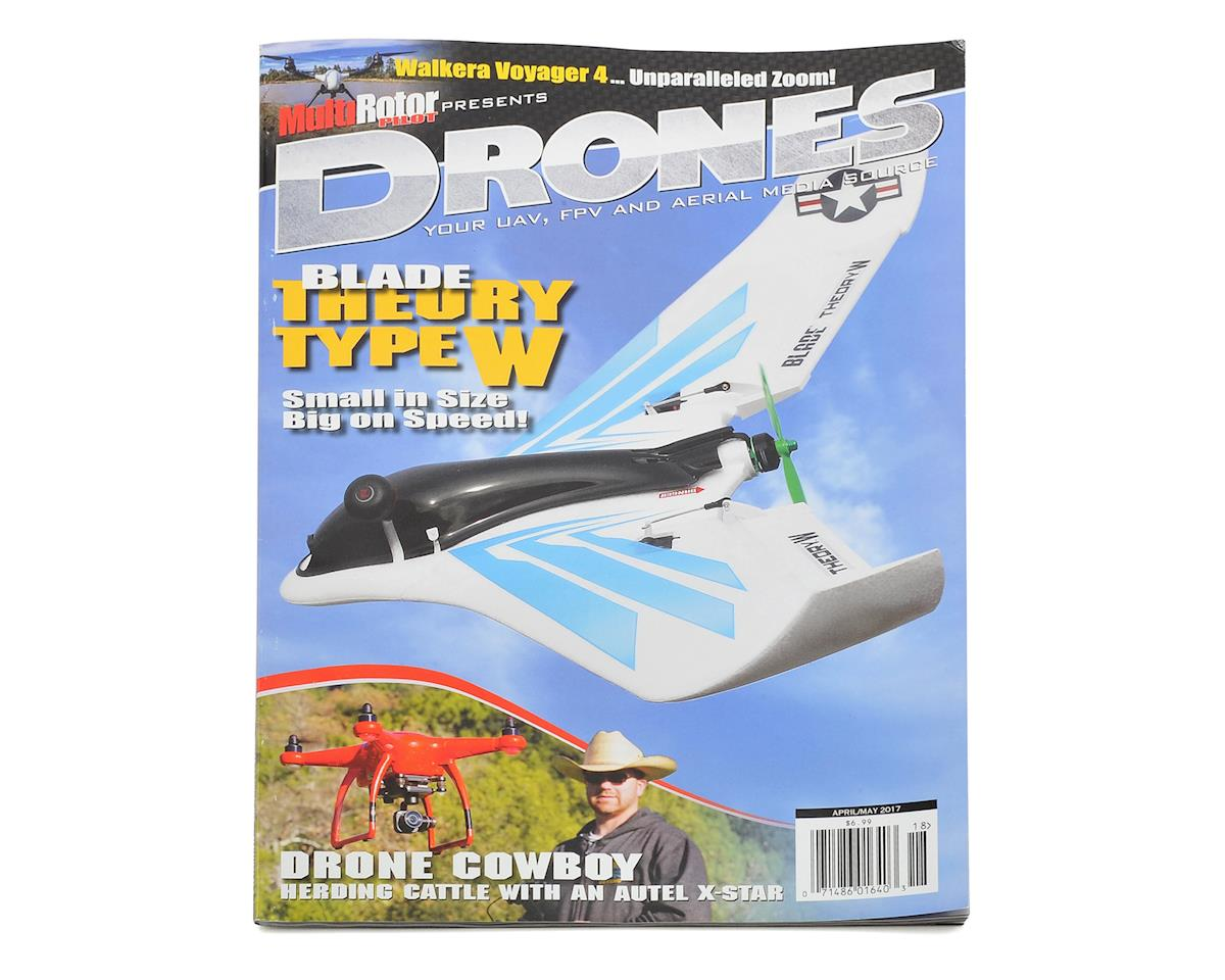 MultiRotor Pilot Drones Magazine Vol.18 - Apr/May 2017