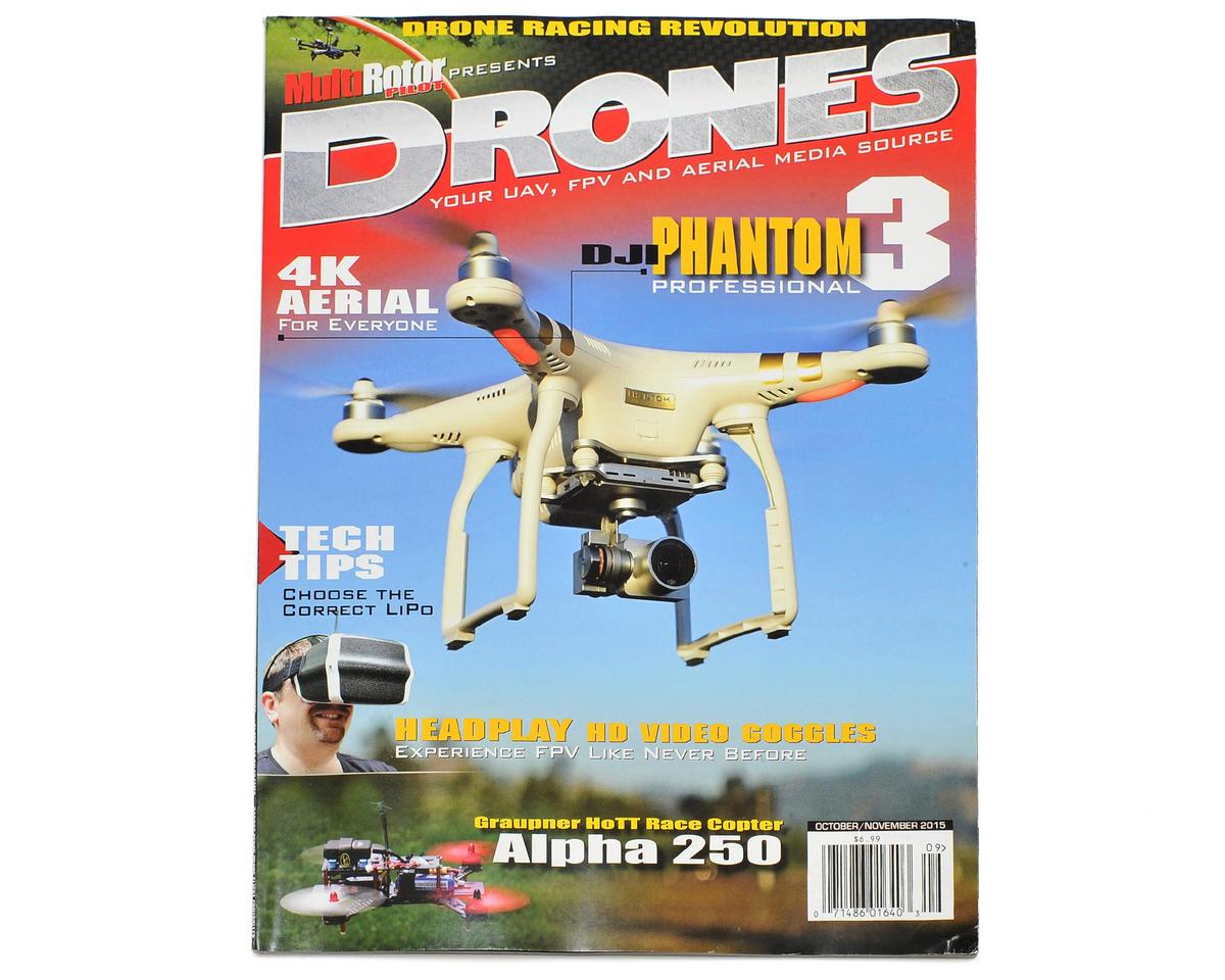 "MultiRotor Pilot ""Drones"" Magazine Vol.9 - Oct/Nov 2015"