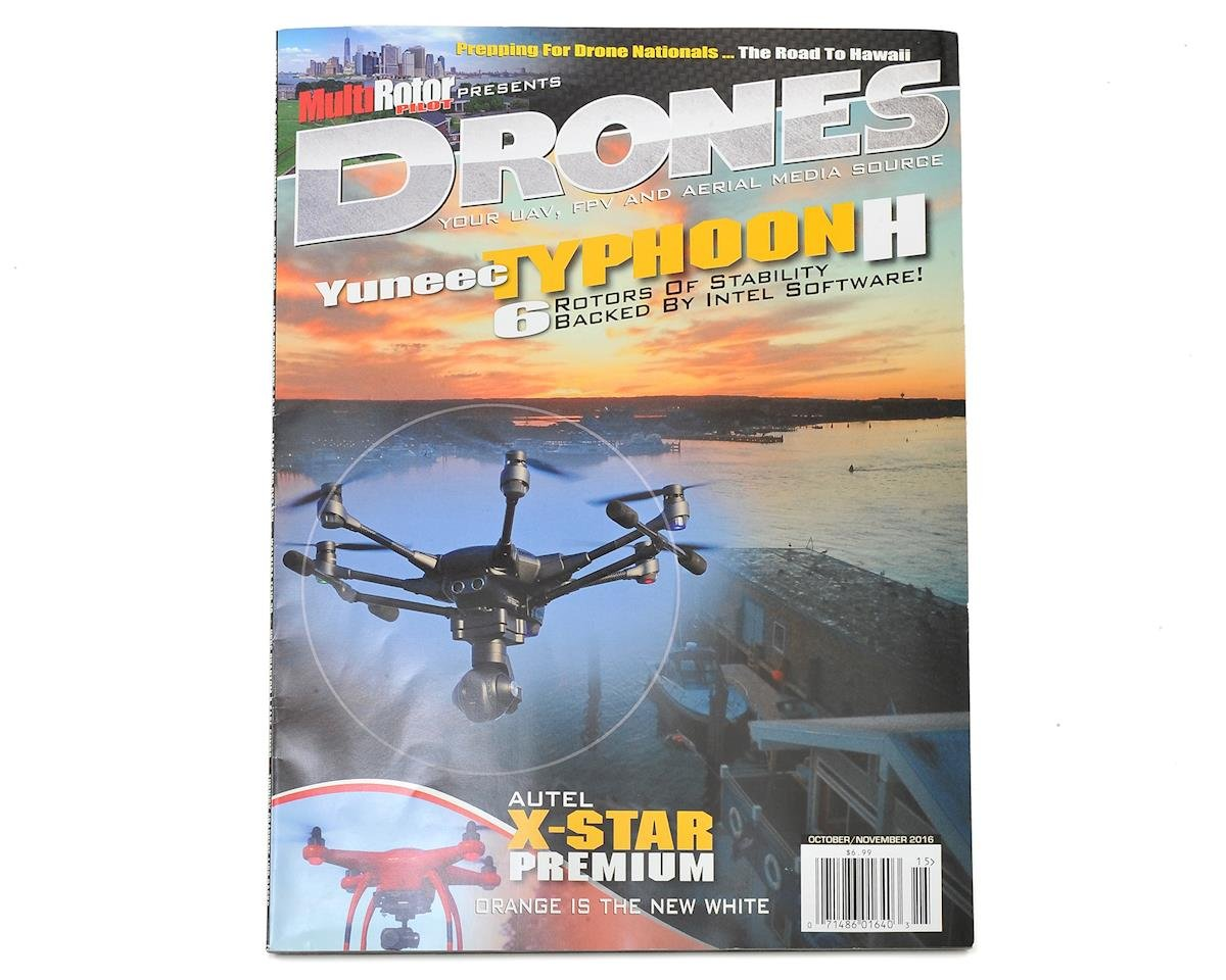 MultiRotor Pilot Drones Magazine Vol.15 - Oct/Nov 2016
