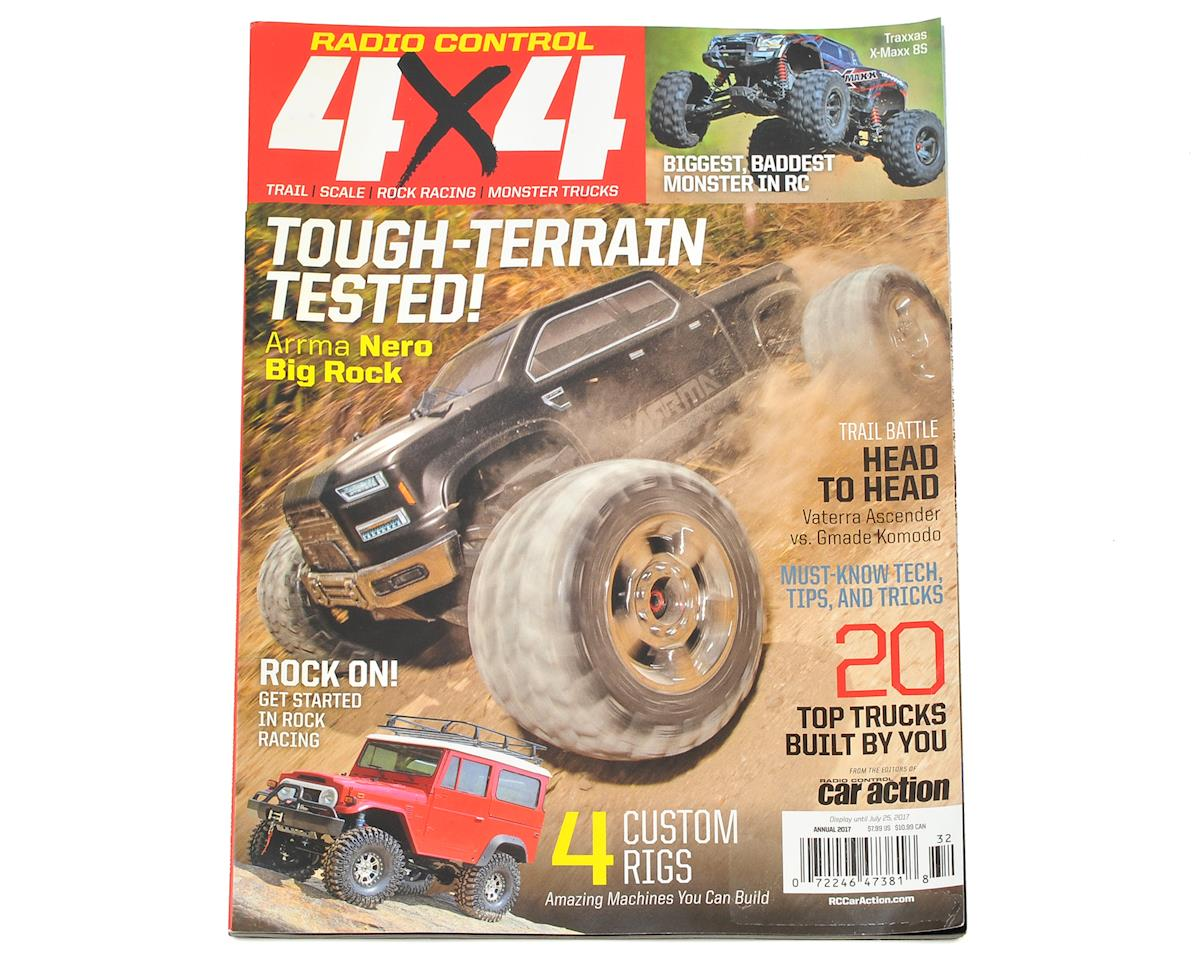"Radio Control Car Action Magazine ""Radio Control 4x4"" Special Issue - 2017"