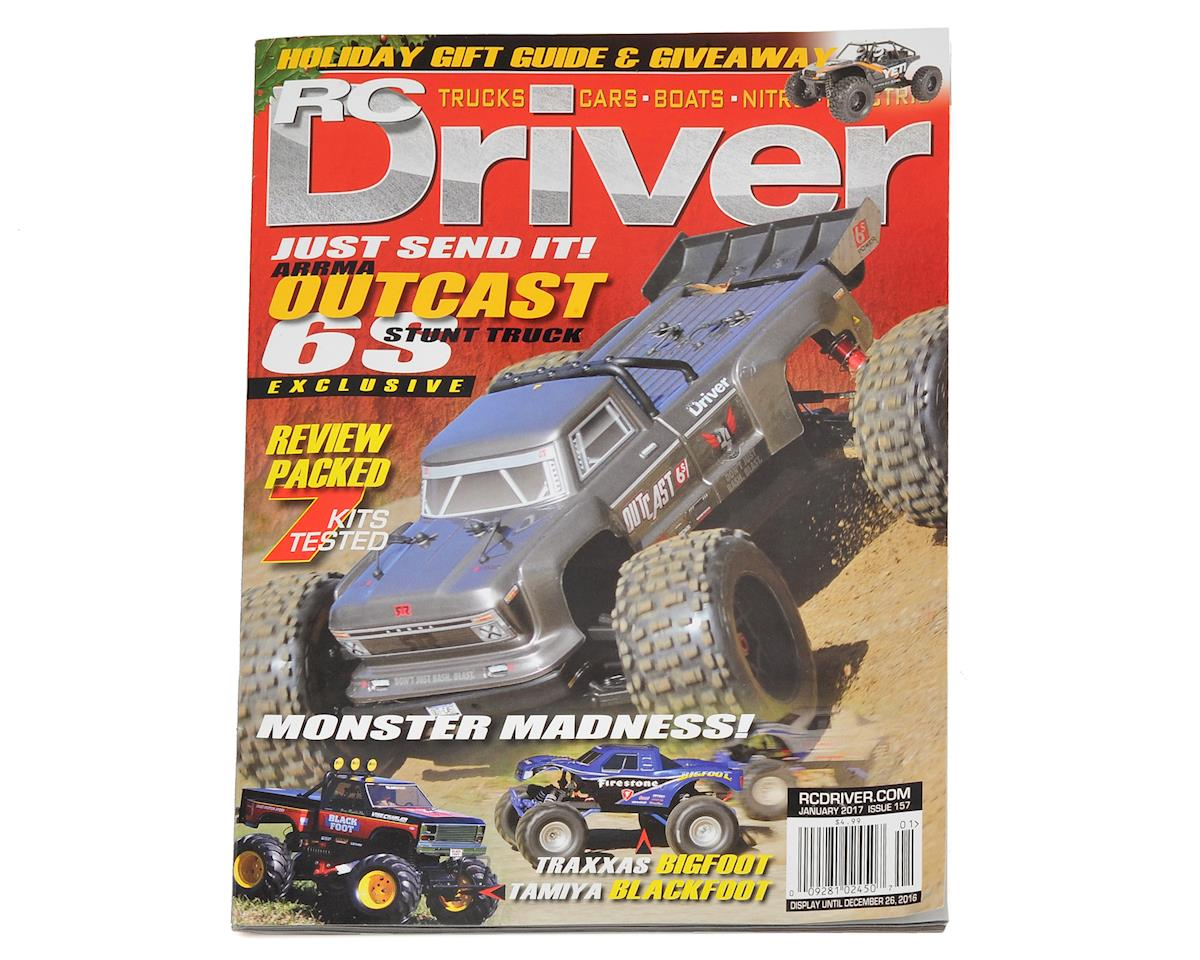 RC Driver Magazine - January 2017 Issue