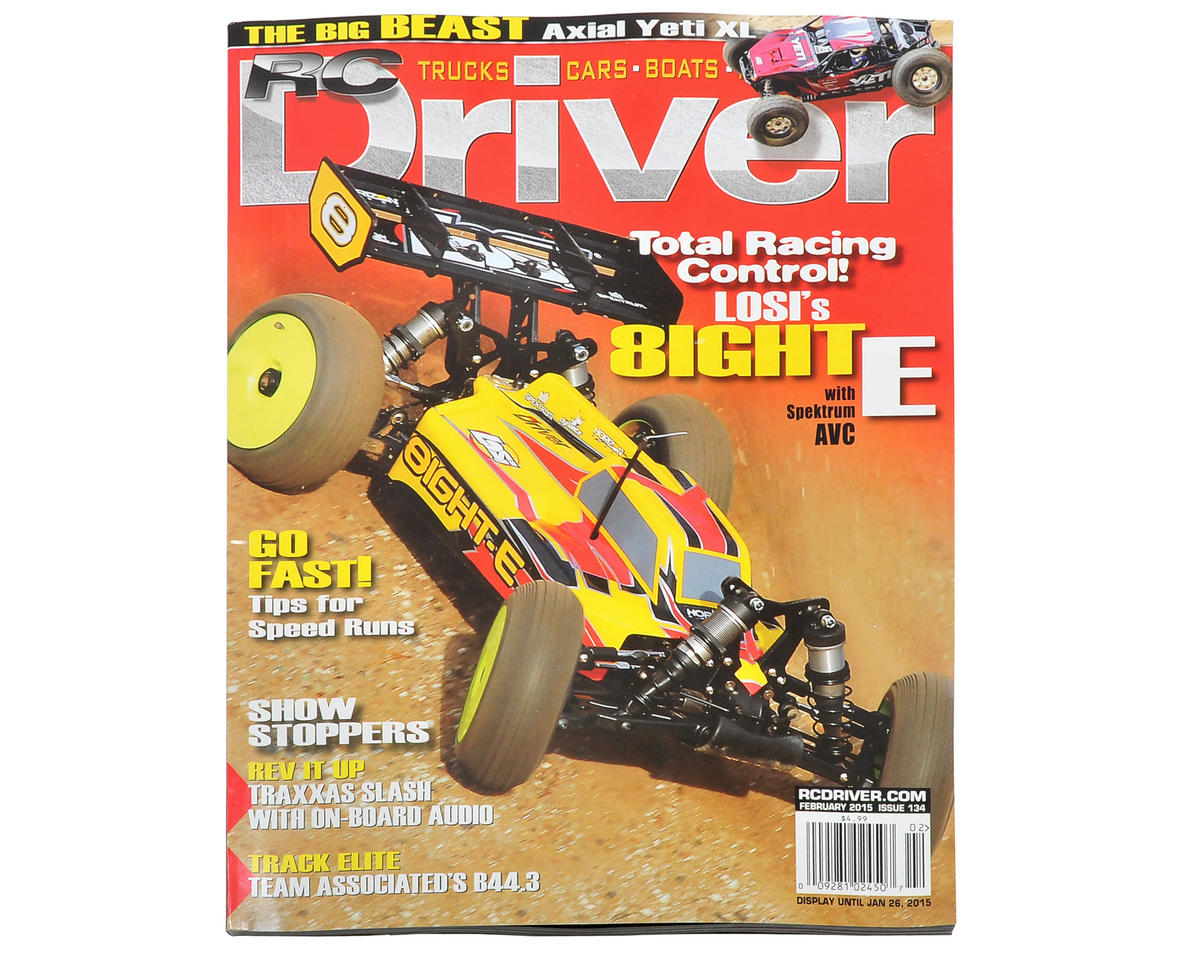 RC Driver Magazine - February 2015 Issue