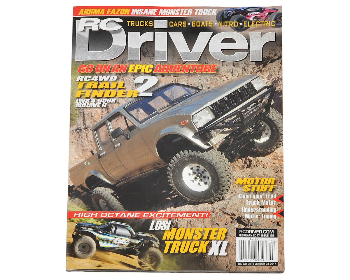 RC Driver Magazine - February 2017 Issue