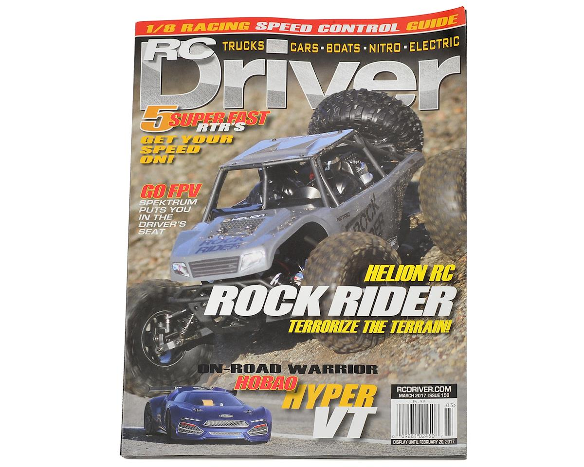 RC Driver Magazine - March 2017 Issue