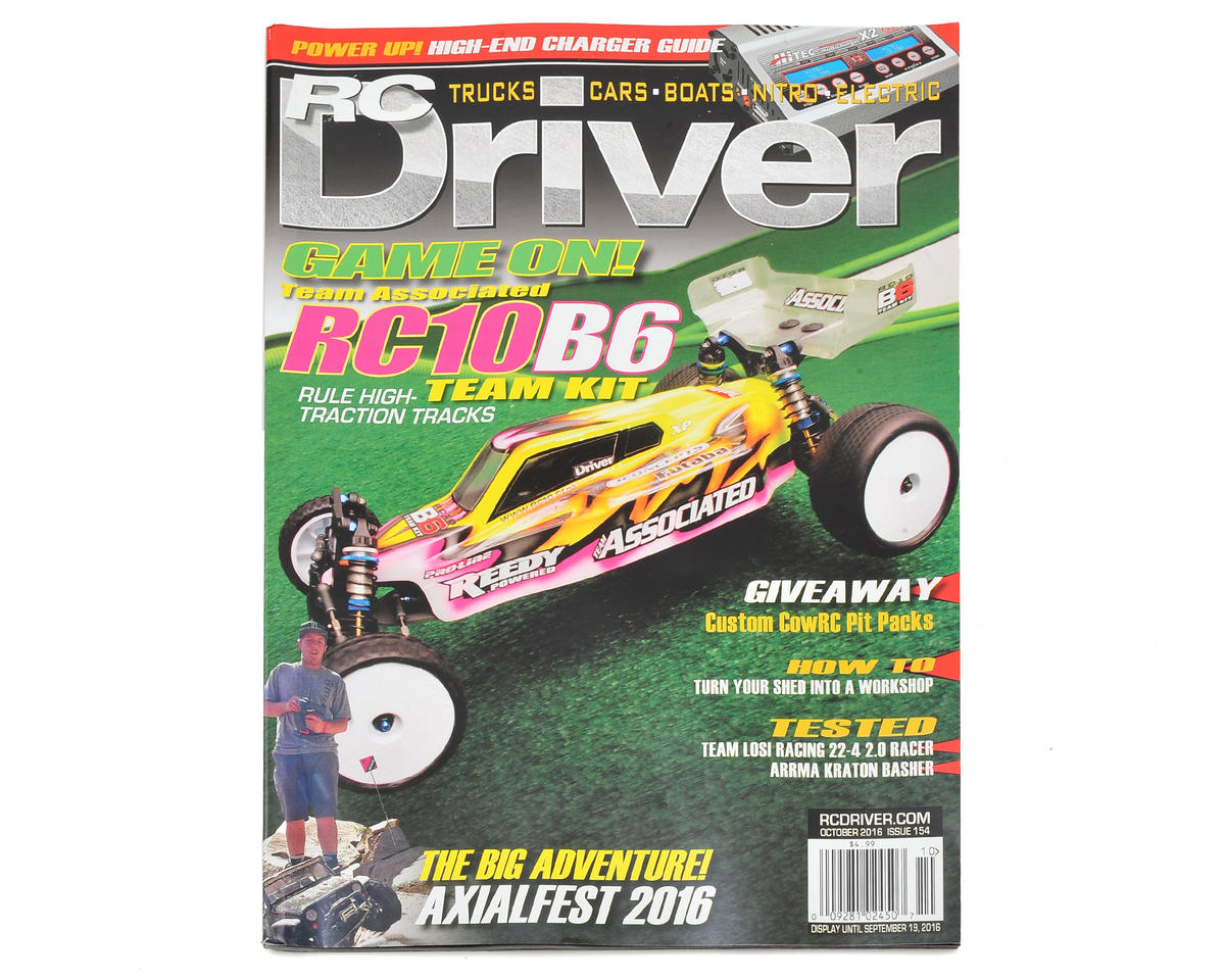 RC Driver Magazine - October 2016 Issue