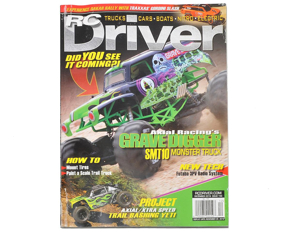 RC Driver Magazine - December 2016 Issue