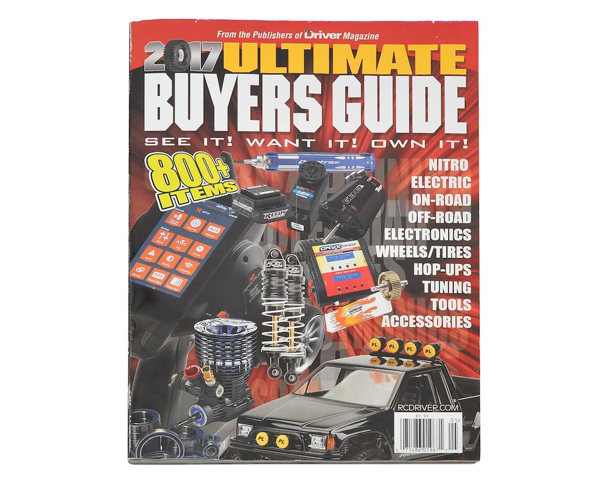RC Driver Ultimate Buyers Guide Magazine - 2017 Issue