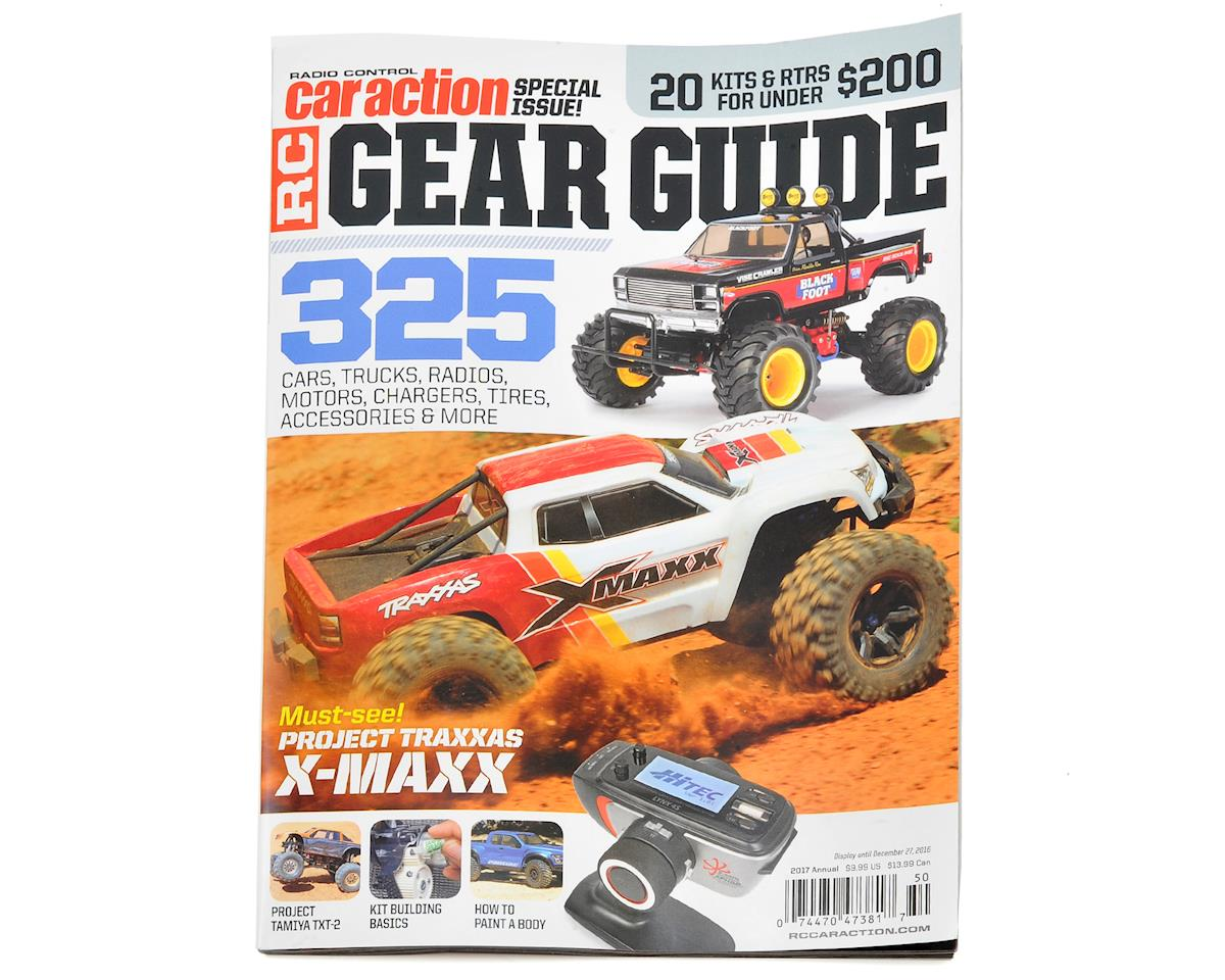 "Radio Control Car Action Magazine ""Gear Guide"" Special Issue - 2017 Issue"