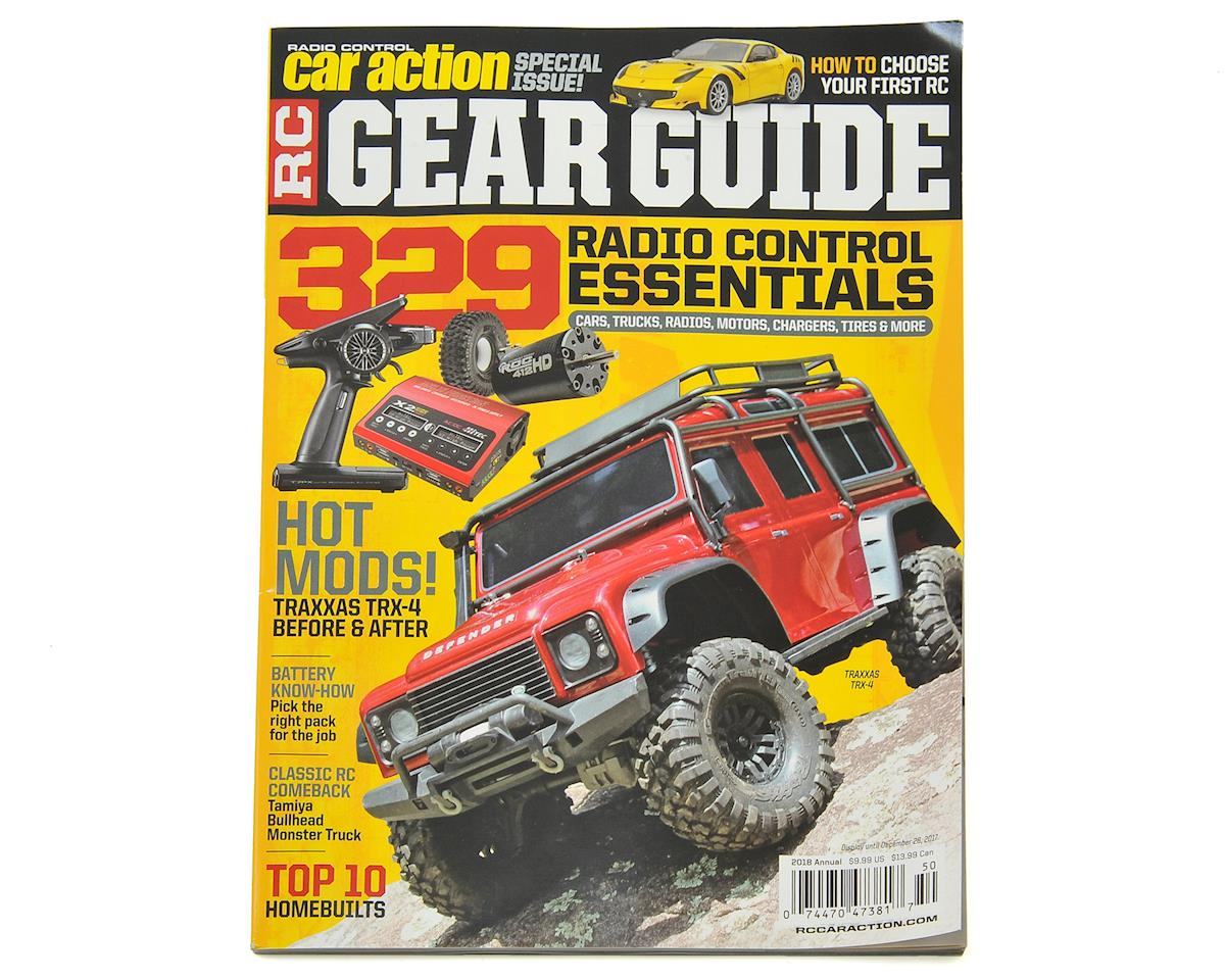 "Radio Control Car Action Magazine ""Gear Guide"" 2018 Special Issue"