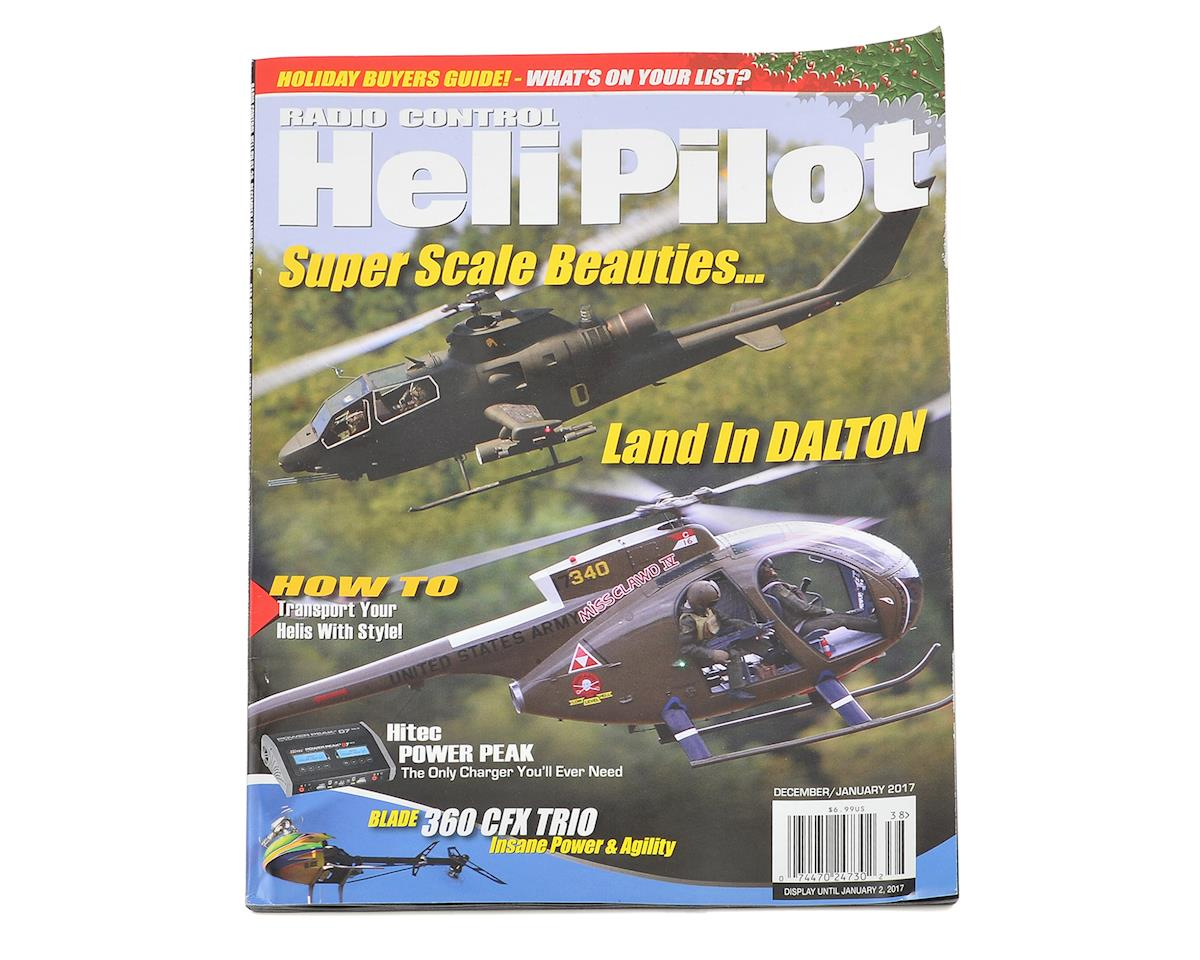 RC Heli Pilot Magazine - December/January 2017