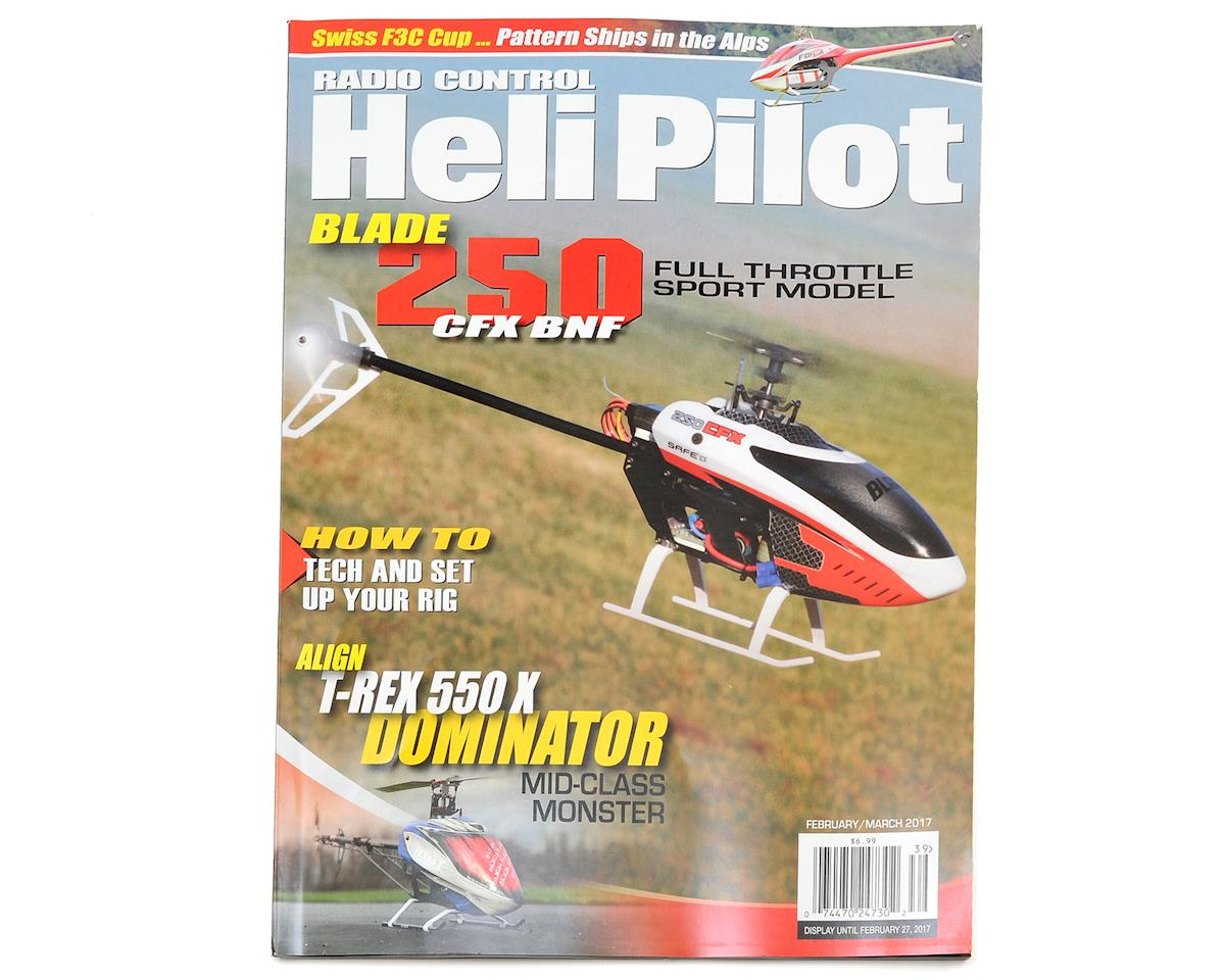 RC Heli Pilot Magazine - February/March 2017