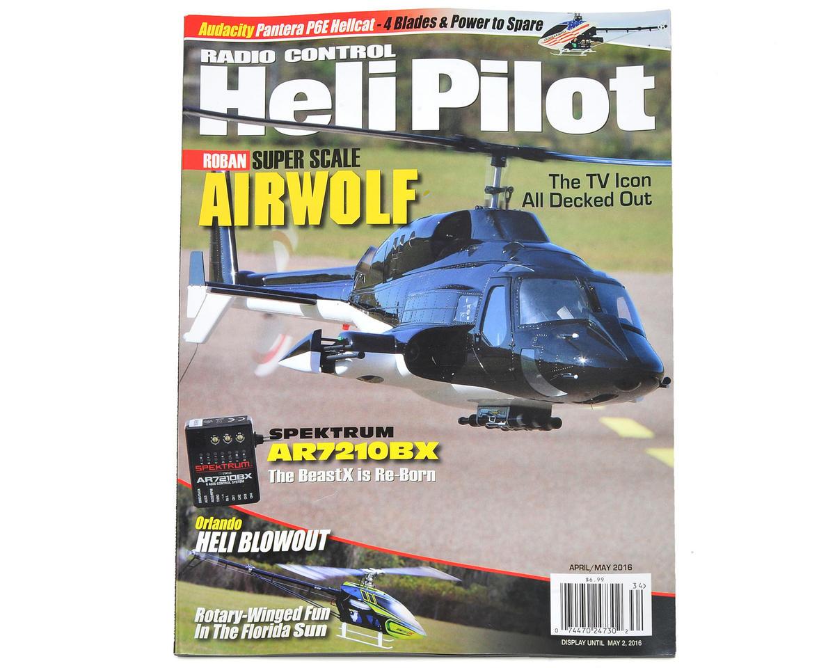 RC Heli Pilot Magazine - April/May 2016