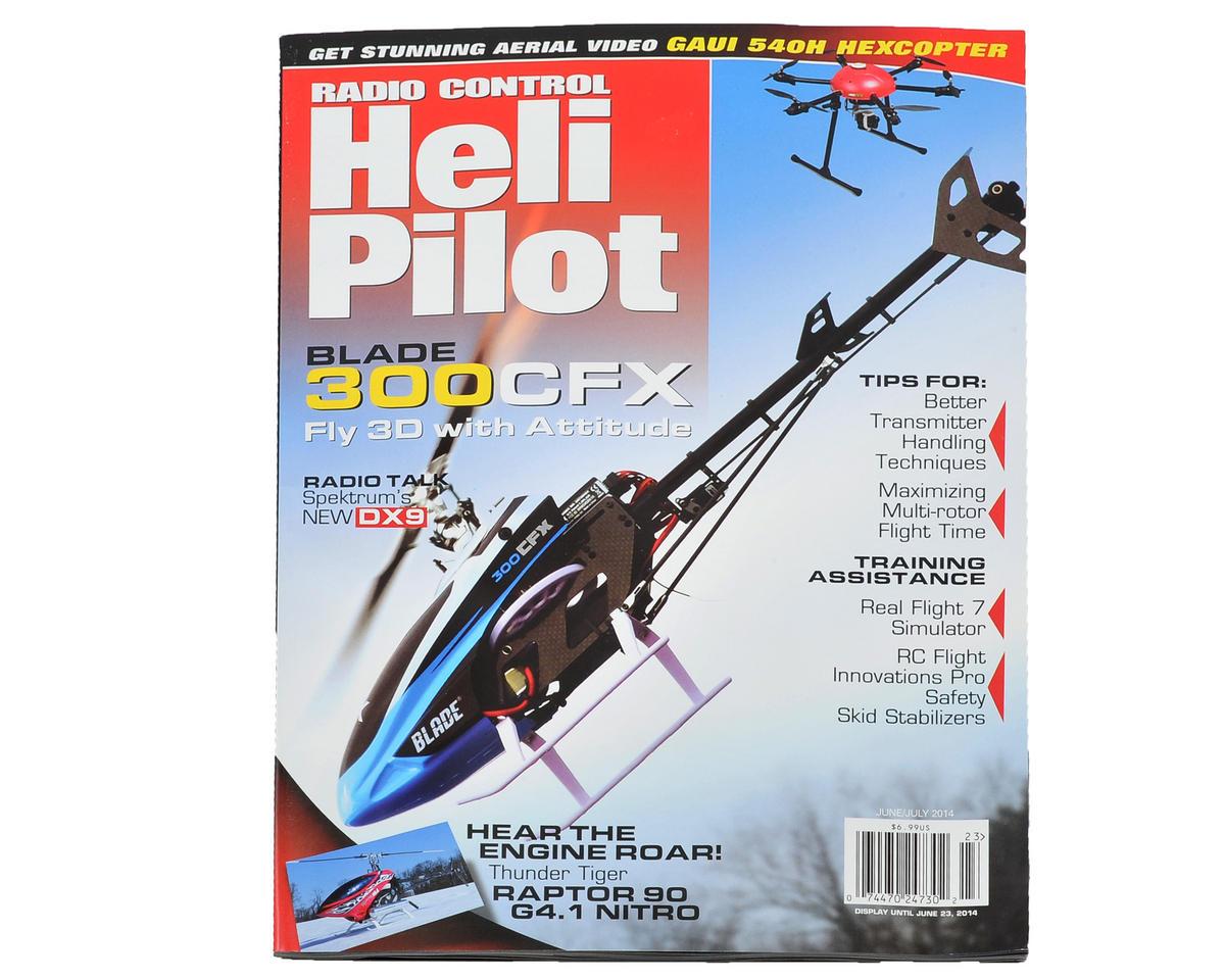 RC Heli Pilot Magazine - June/July 2014