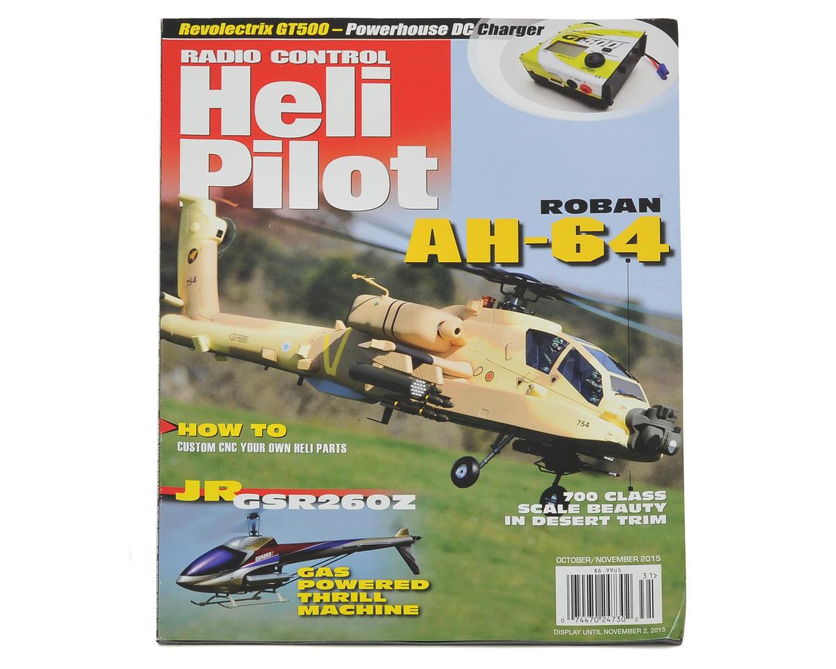 RC Heli Pilot Magazine - October/November 2015