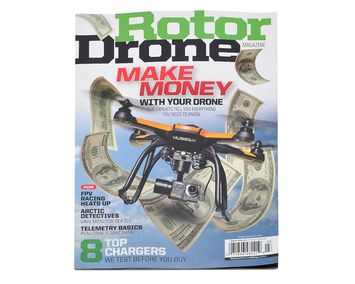 Rotor Drone Magazine - March/April 2016