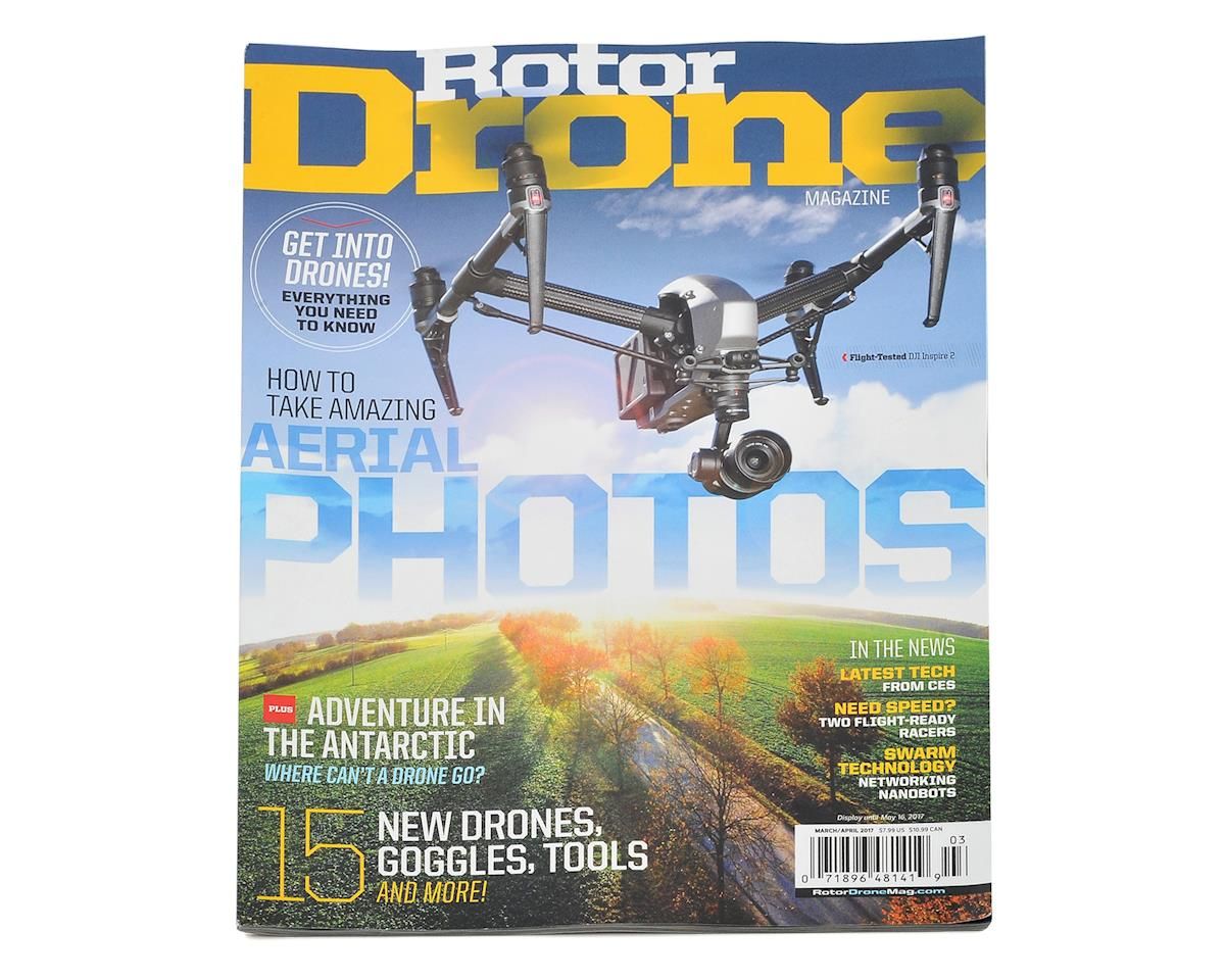 Rotor Drone Magazine - March/April 2017