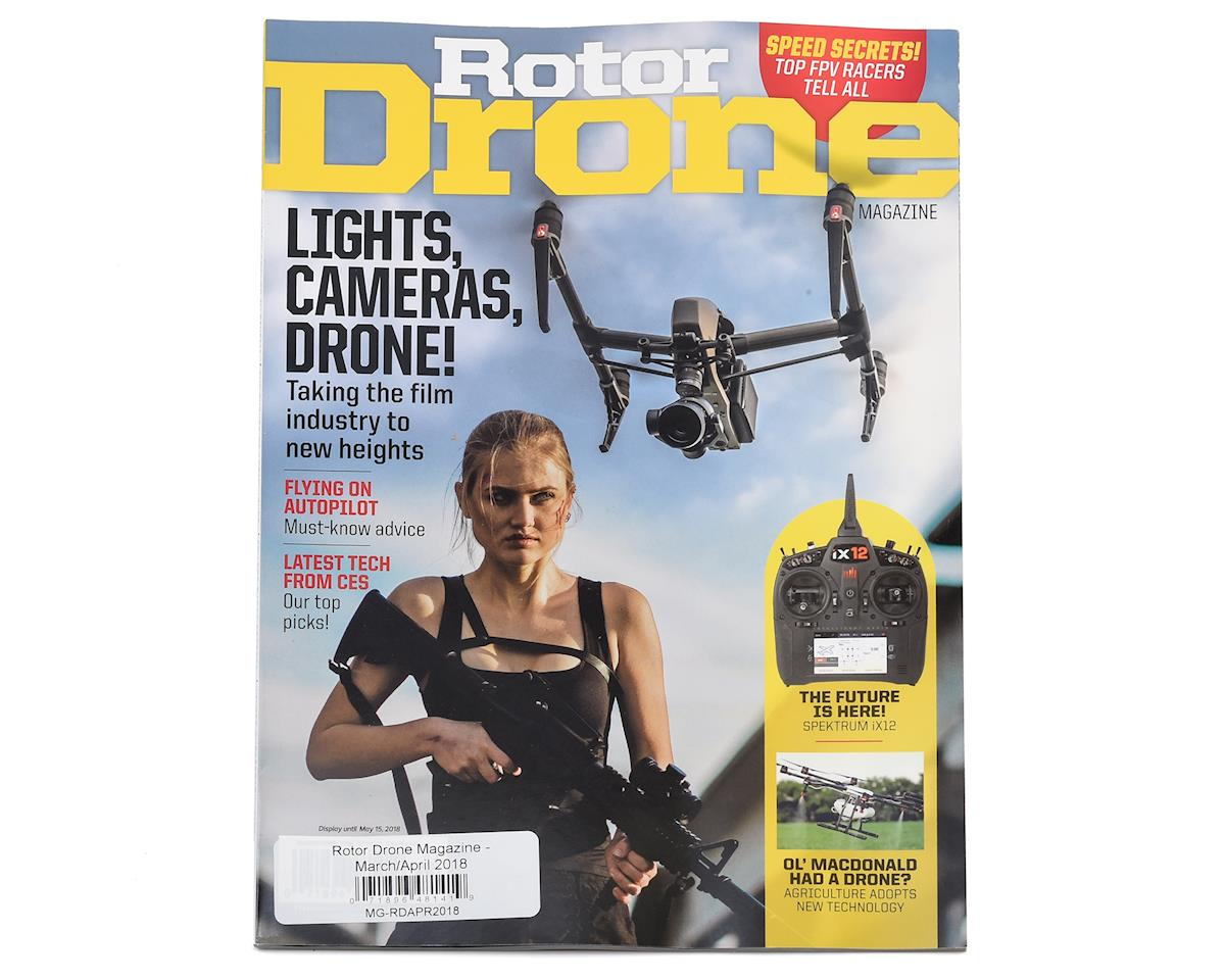 Rotor Drone Magazine - March/April 2018