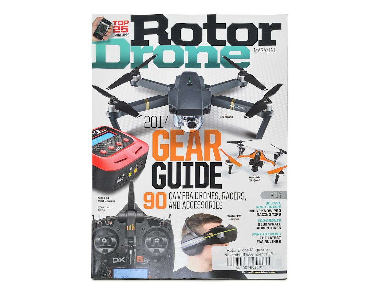 Rotor Drone Magazine - November/December 2016