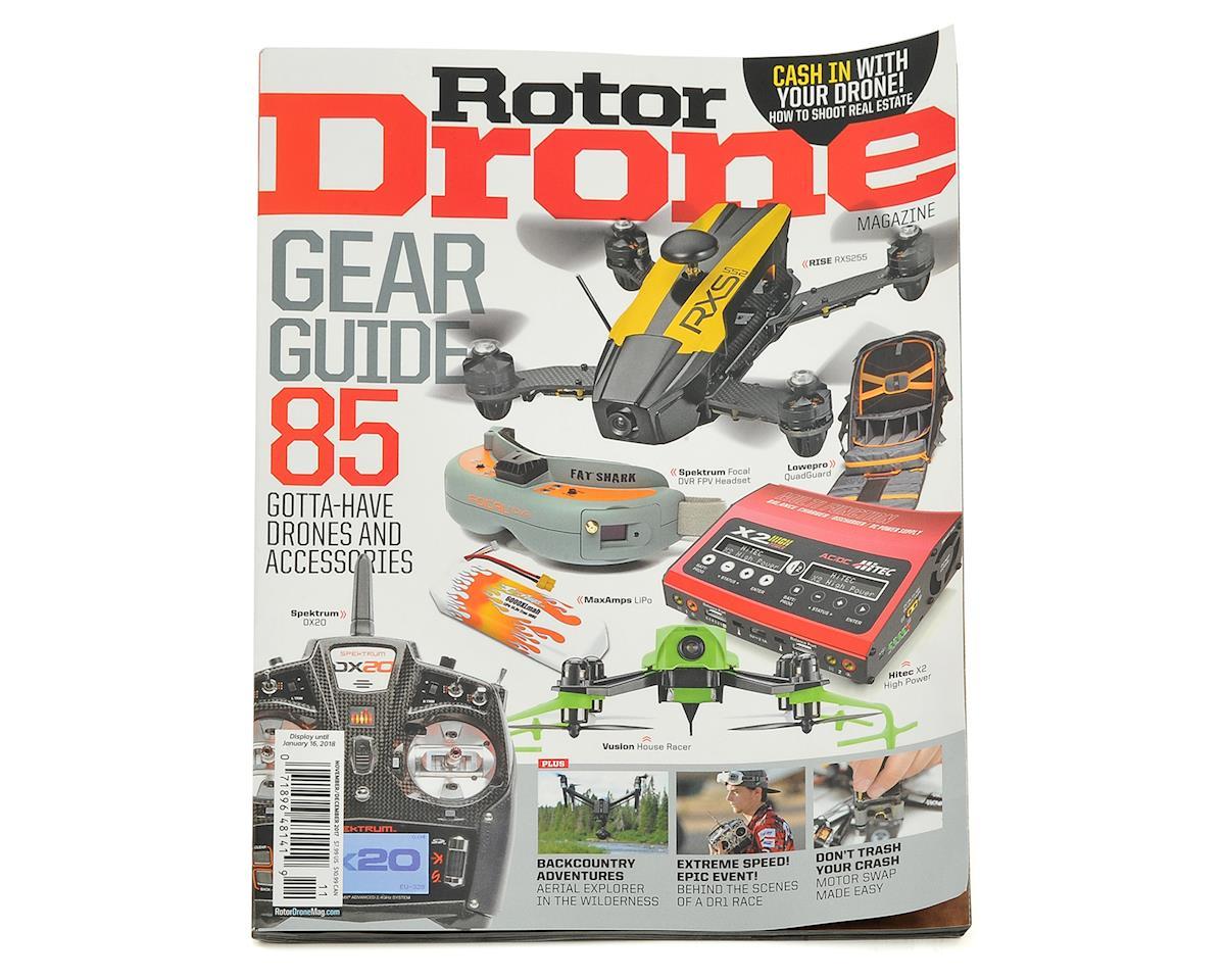 Rotor Drone Magazine - November / December 2017