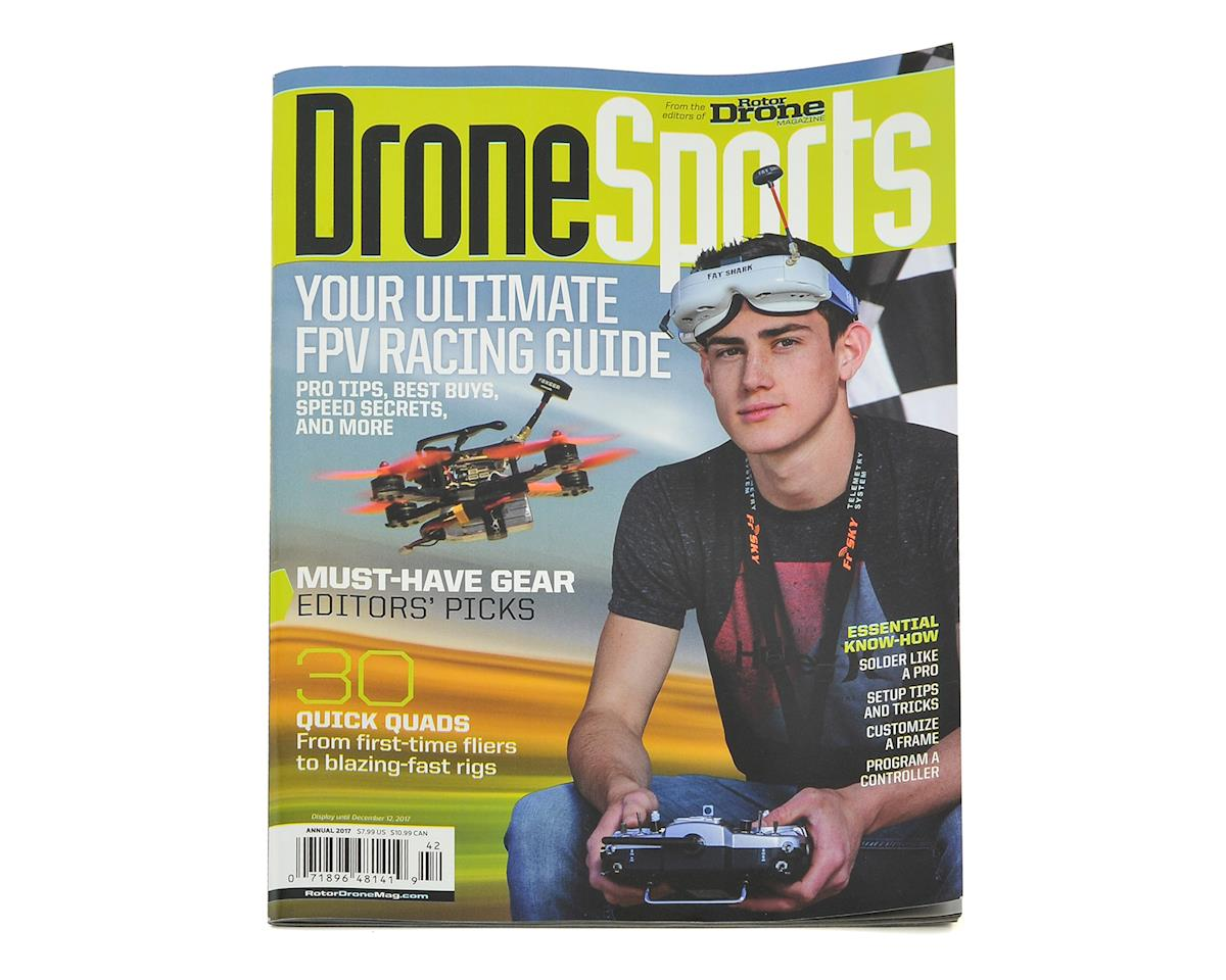 Rotor Drone Magazine - Drone Sports Special 2017