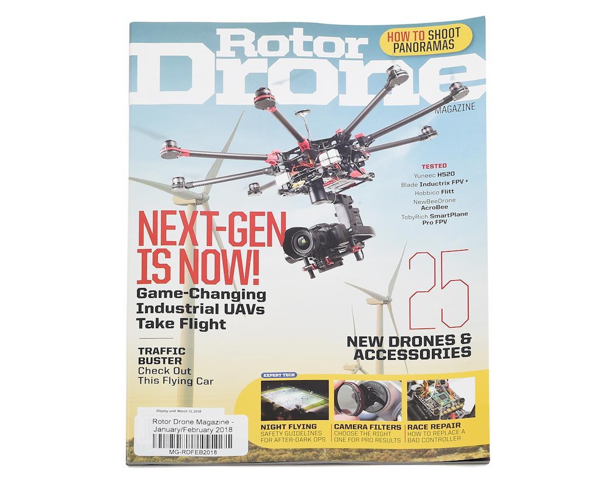 Rotor Drone Magazine - January/February 2018
