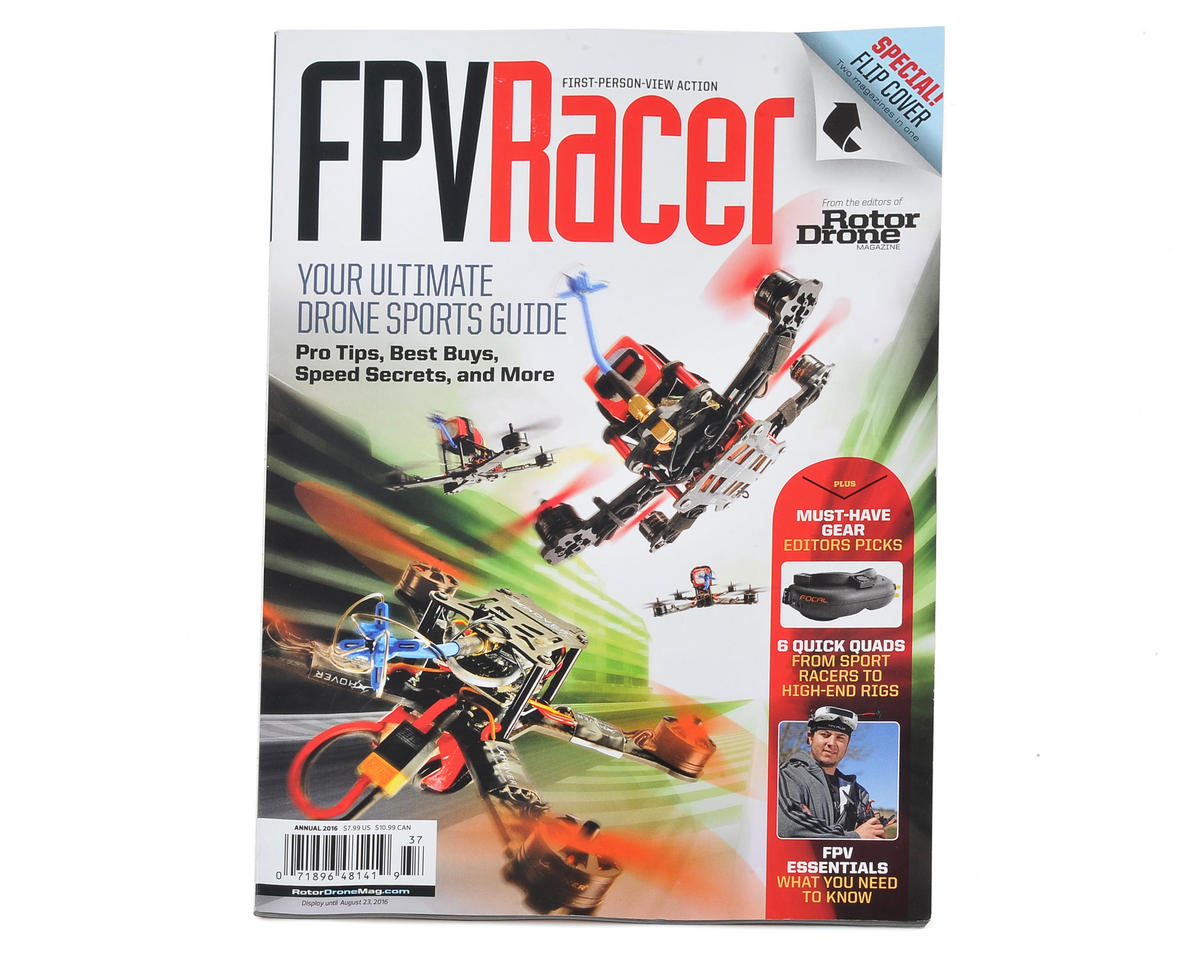 Magazine - FPV Racer/Photo Drone Special 2016