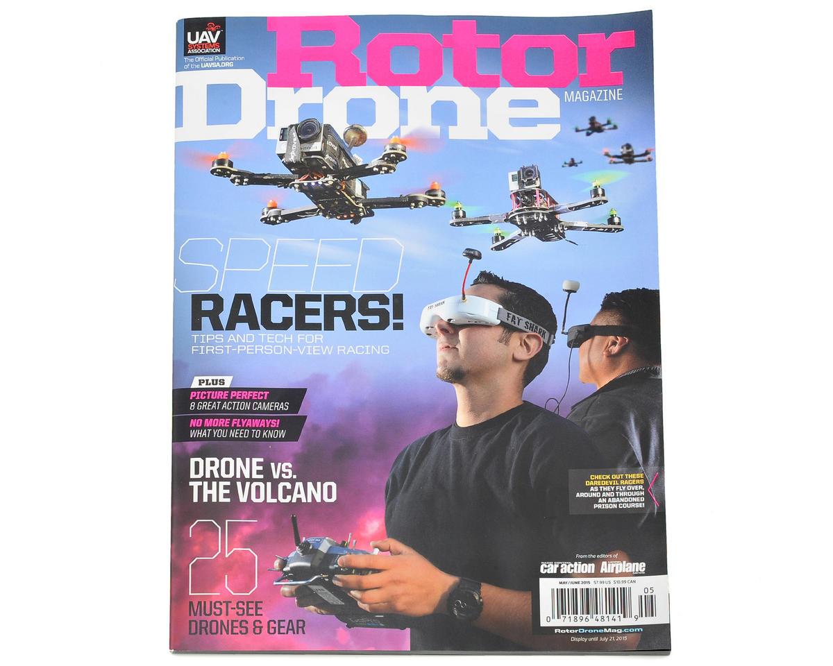 Rotor Drone Magazine - May/June 2015