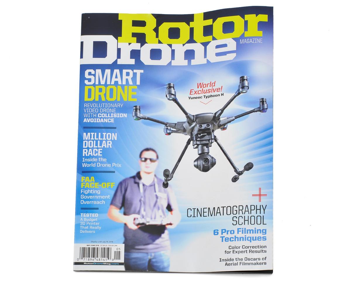 Rotor Drone Magazine - May/June 2016