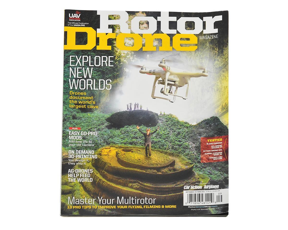 Rotor Drone Magazine - September/October 2015