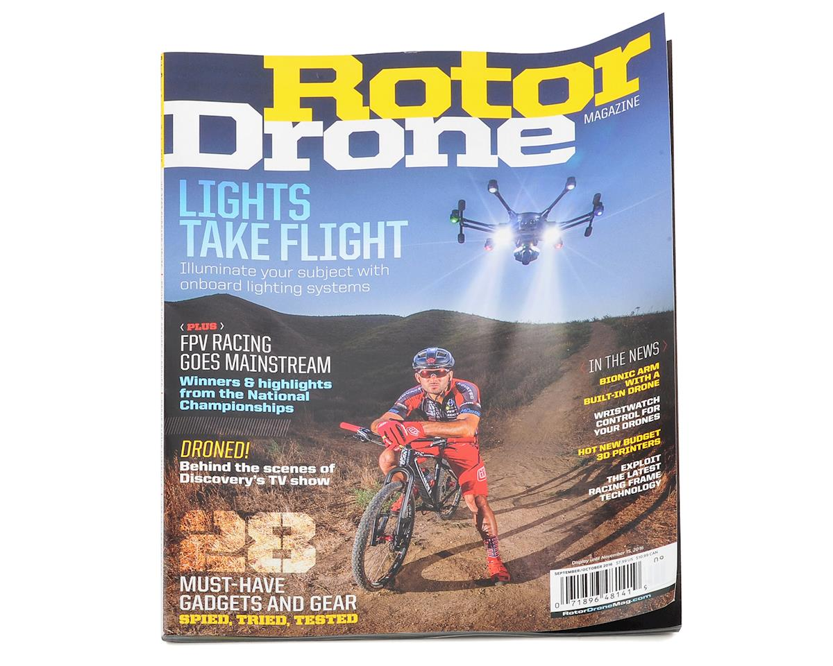 Rotor Drone Magazine - September/October 2016
