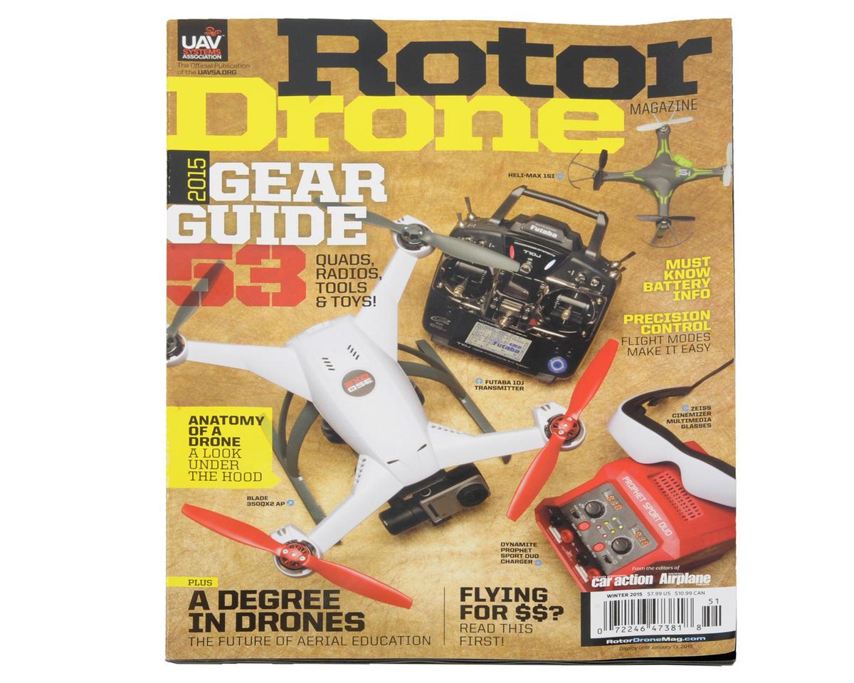 Rotor Drone Magazine - Winter 2015
