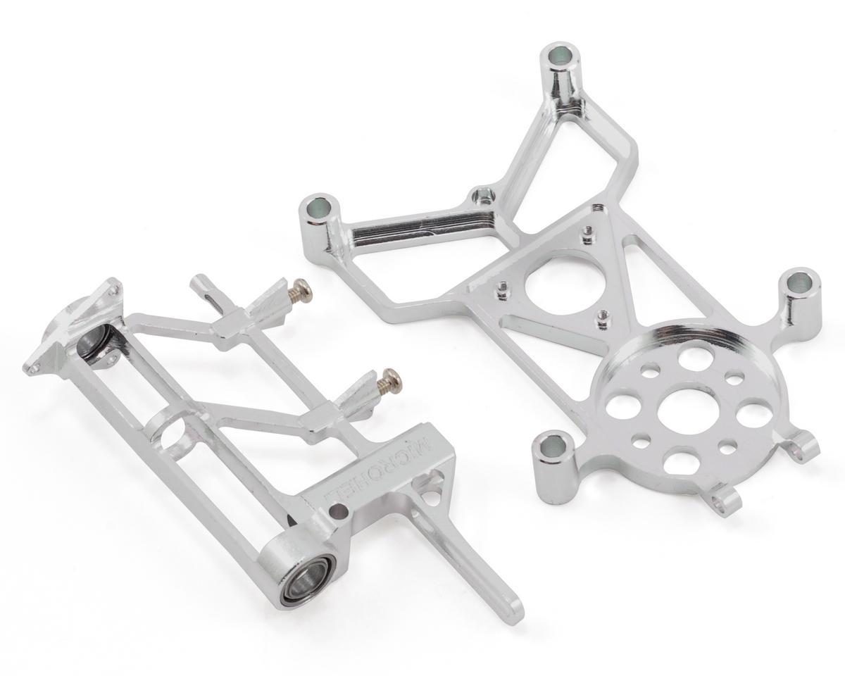MicroHeli CNC Aluminum Main Frame Set