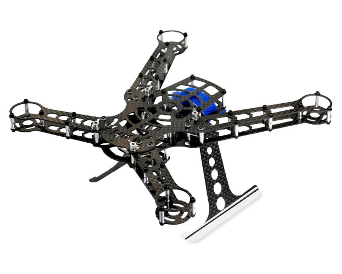 MicroHeli Carbon Fiber Blade 200 QX Quadcopter Frame Kit