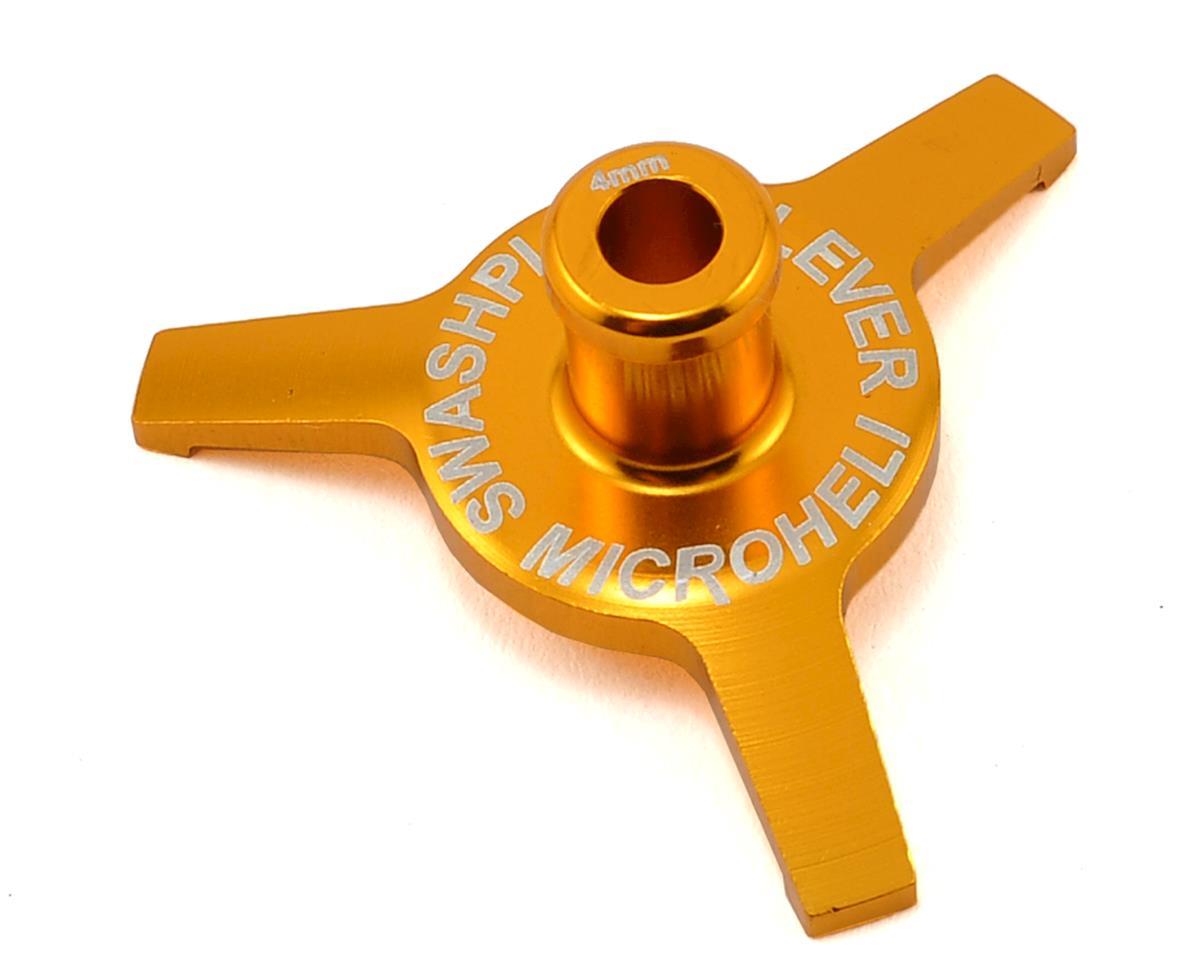 MicroHeli 230S Aluminum Swash Leveling Tool (Gold)