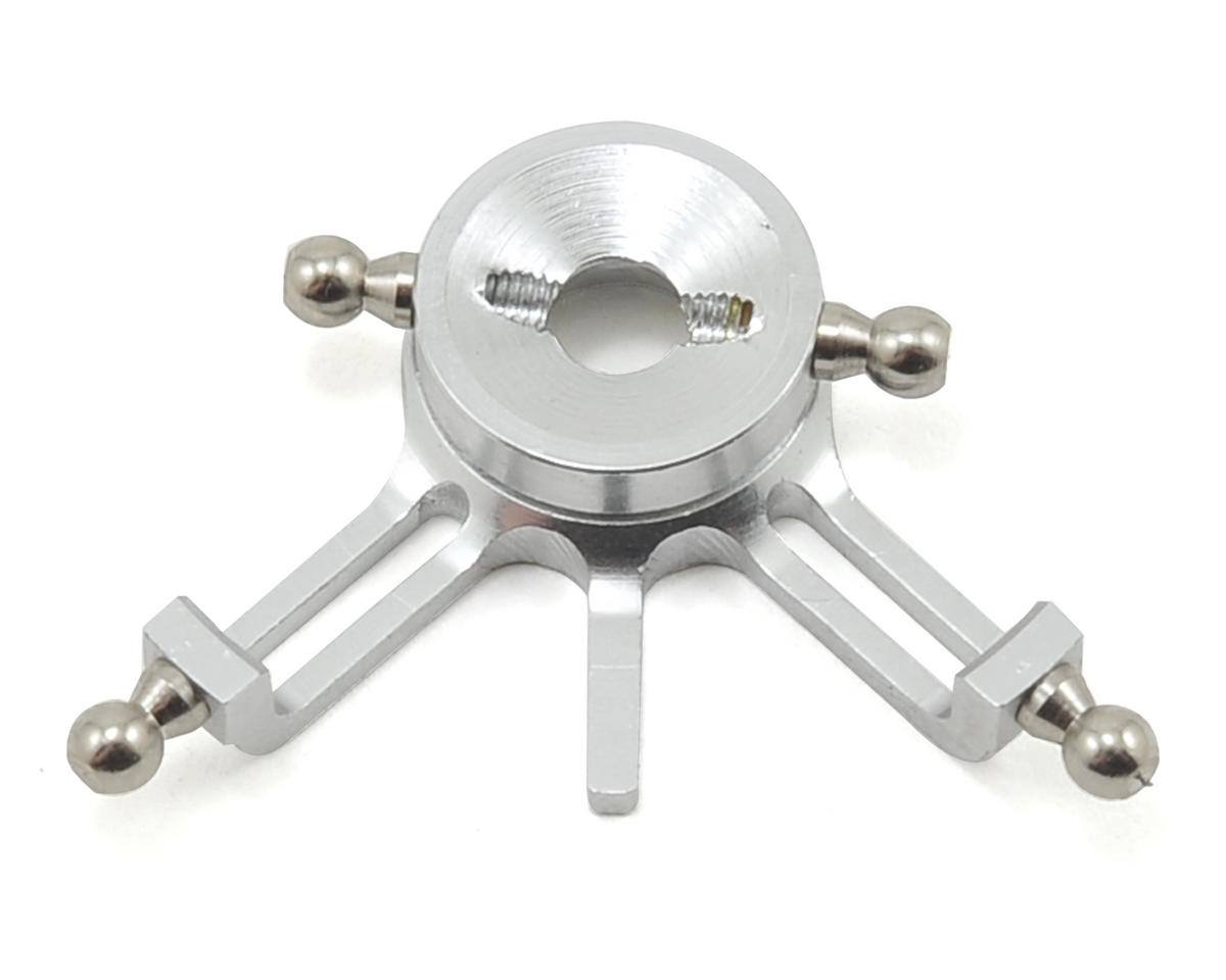 MicroHeli Aluminum Swashplate (Silver)