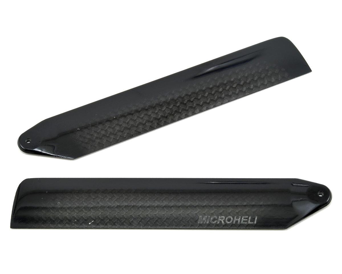 MicroHeli Carbon Fiber Main Blade Set (mCP X)