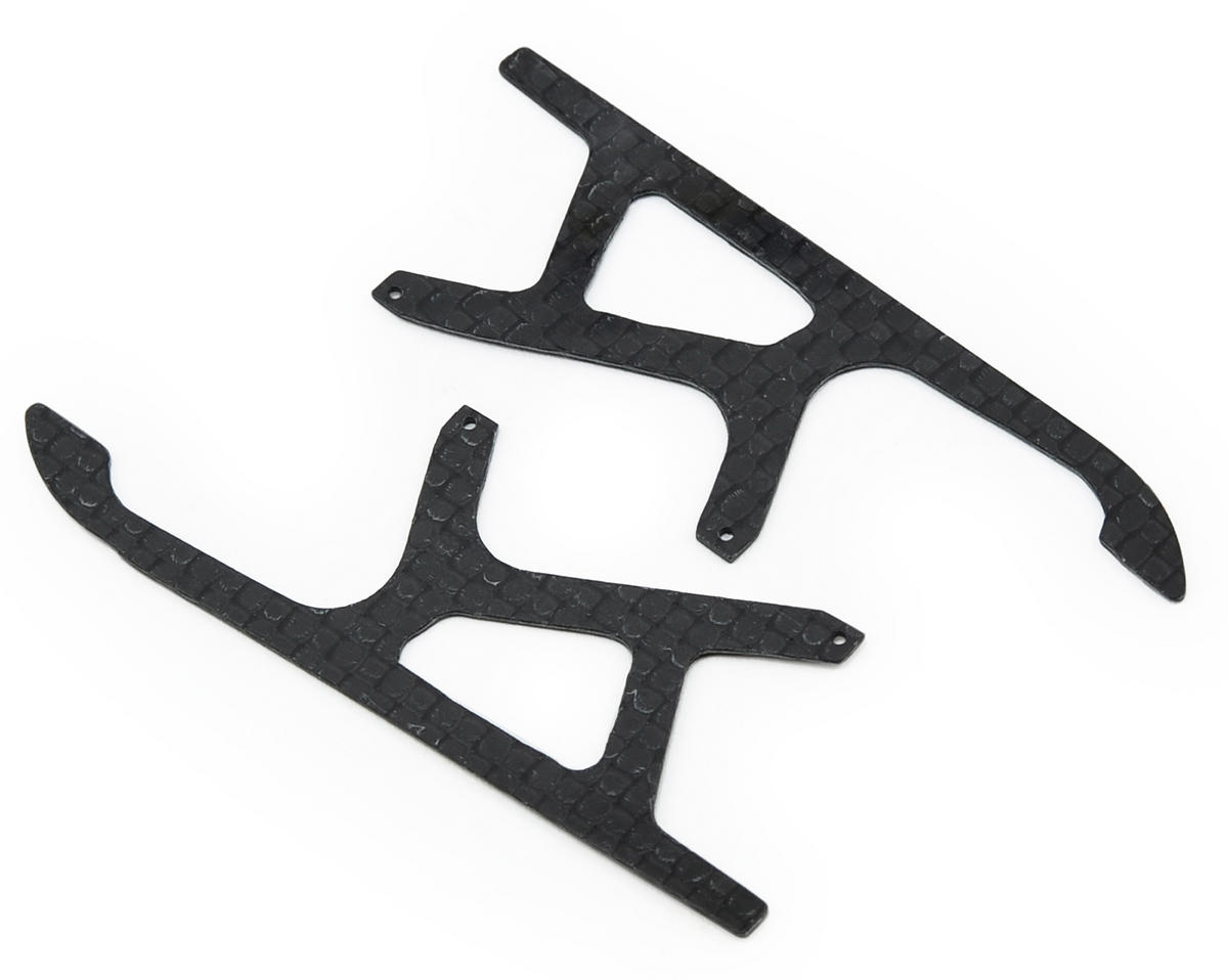 Carbon Fiber Landing Skid Set (mCP X)