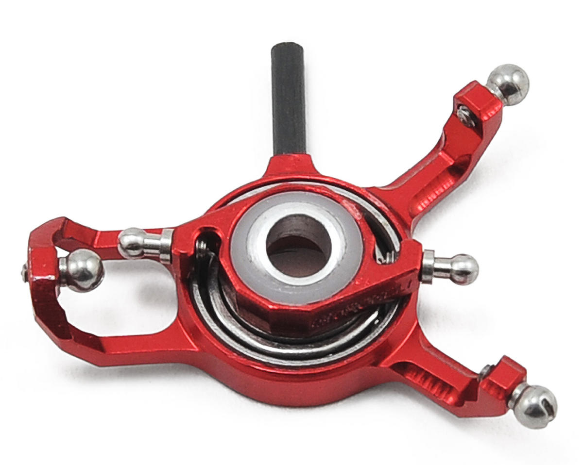 CNC Swashplate (Red)