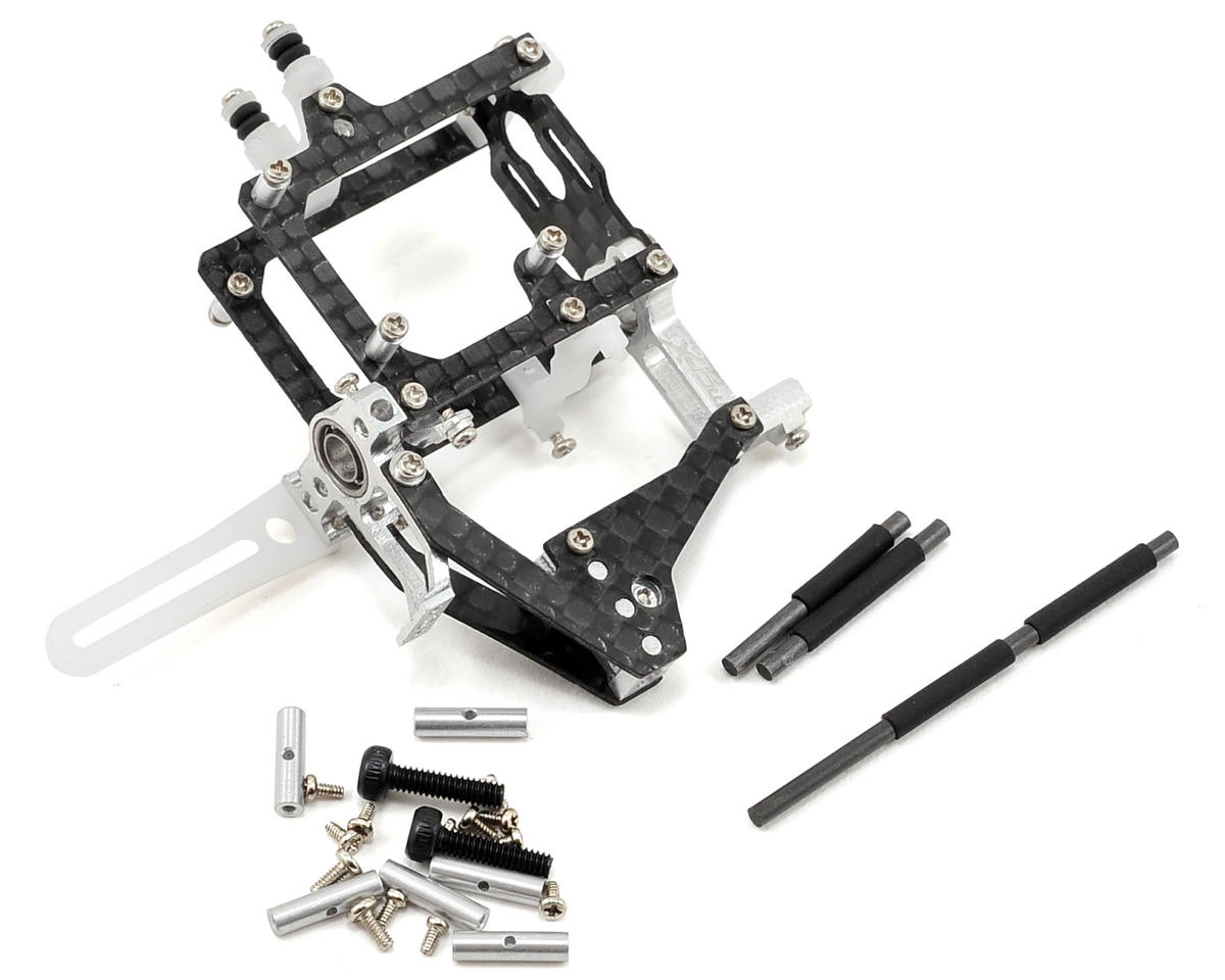 MicroHeli mCP X BL Advanced X Carbon Fiber Frame Set