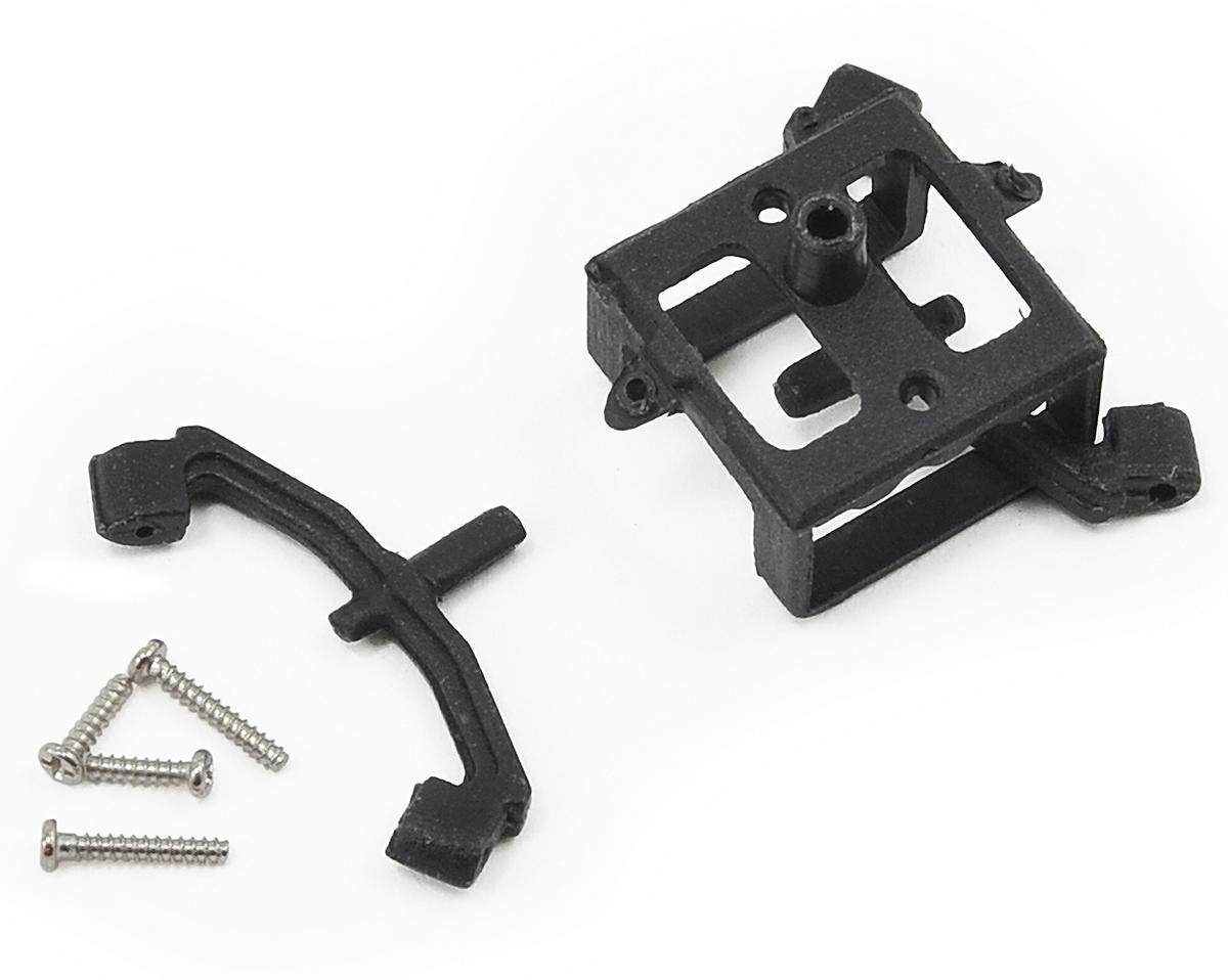 MicroHeli Plastic Landing Gear & Battery Mount Set (Blade mSR)