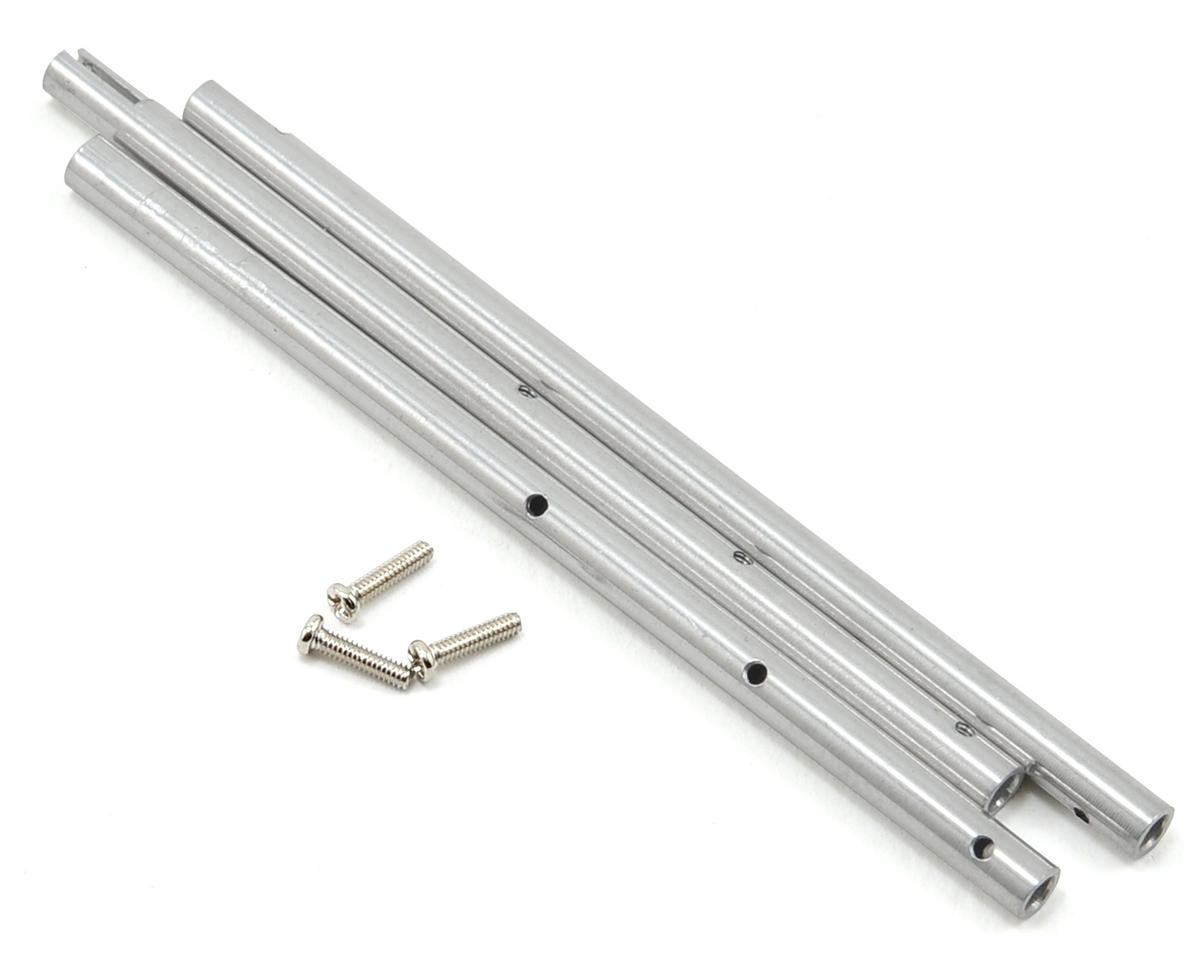 MicroHeli Aluminum Main Shaft Set (3)