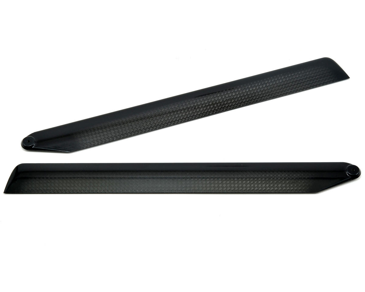 Carbon Fiber Main Blade Set