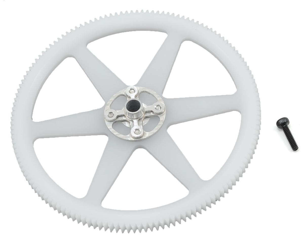 MicroHeli Precision CNC Delrin Main Gear w/Hub