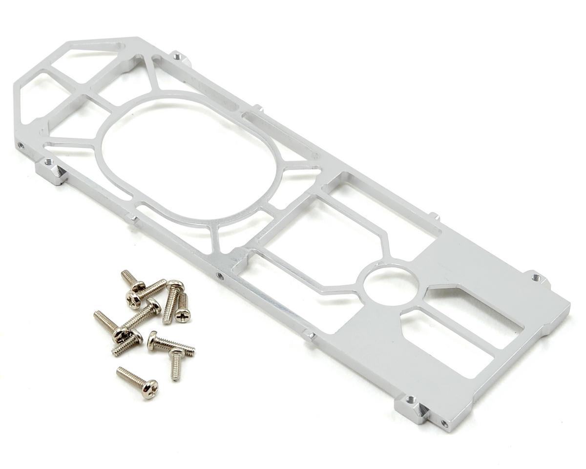 MicroHeli Aluminum Bottom Frame (Silver)