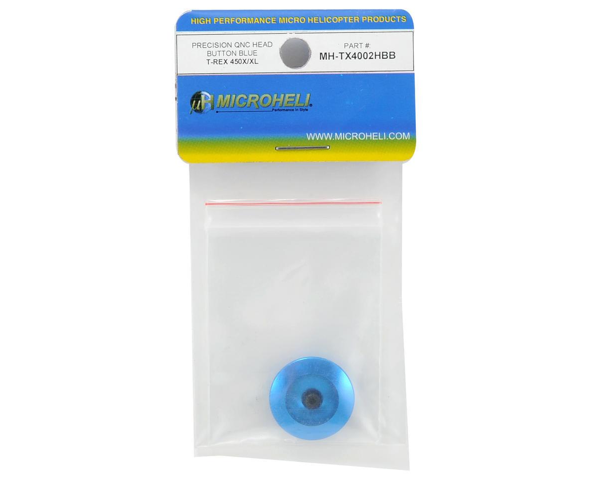 MicroHeli CNC Head Button (Blue)